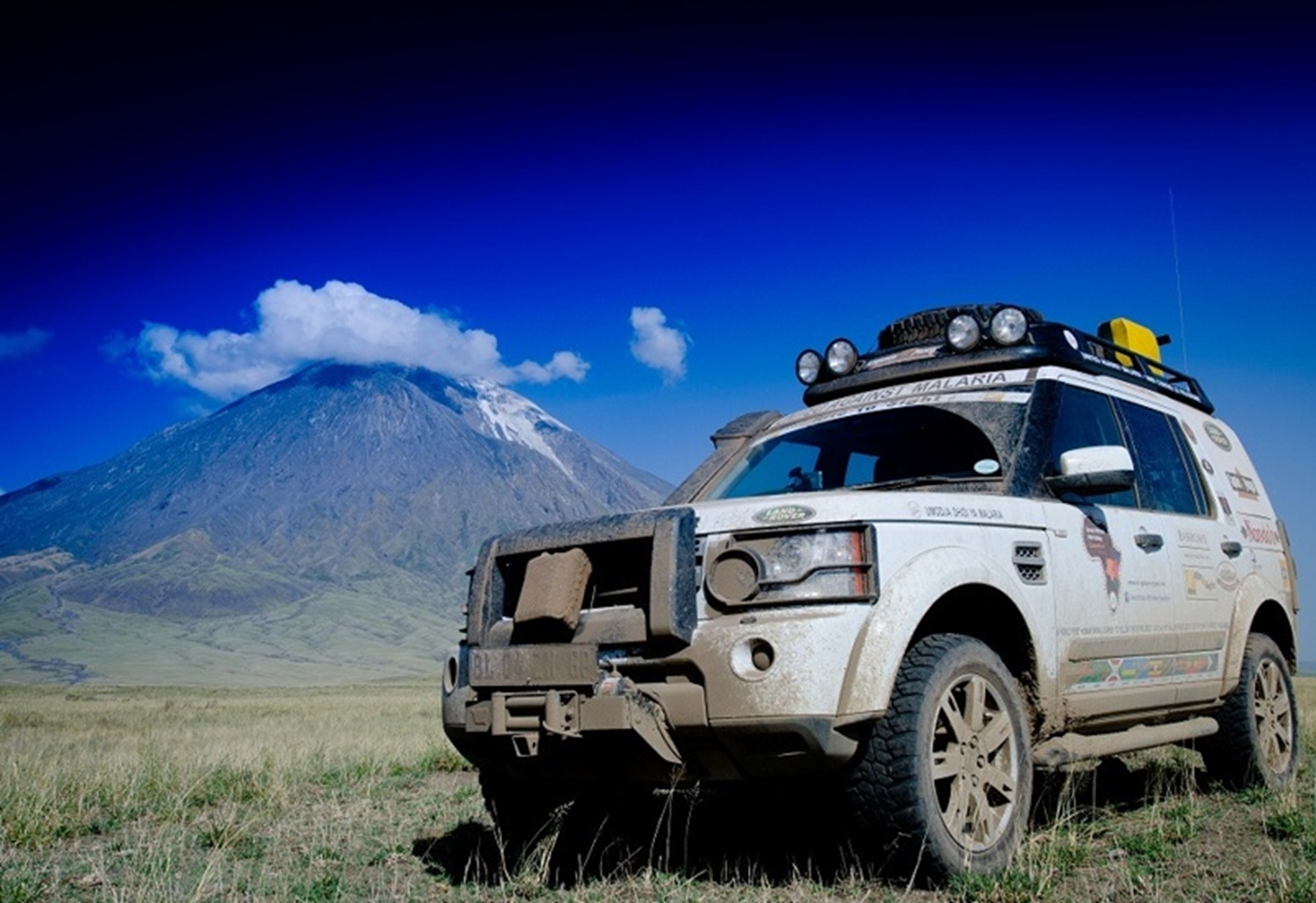 Land Rover Expedition