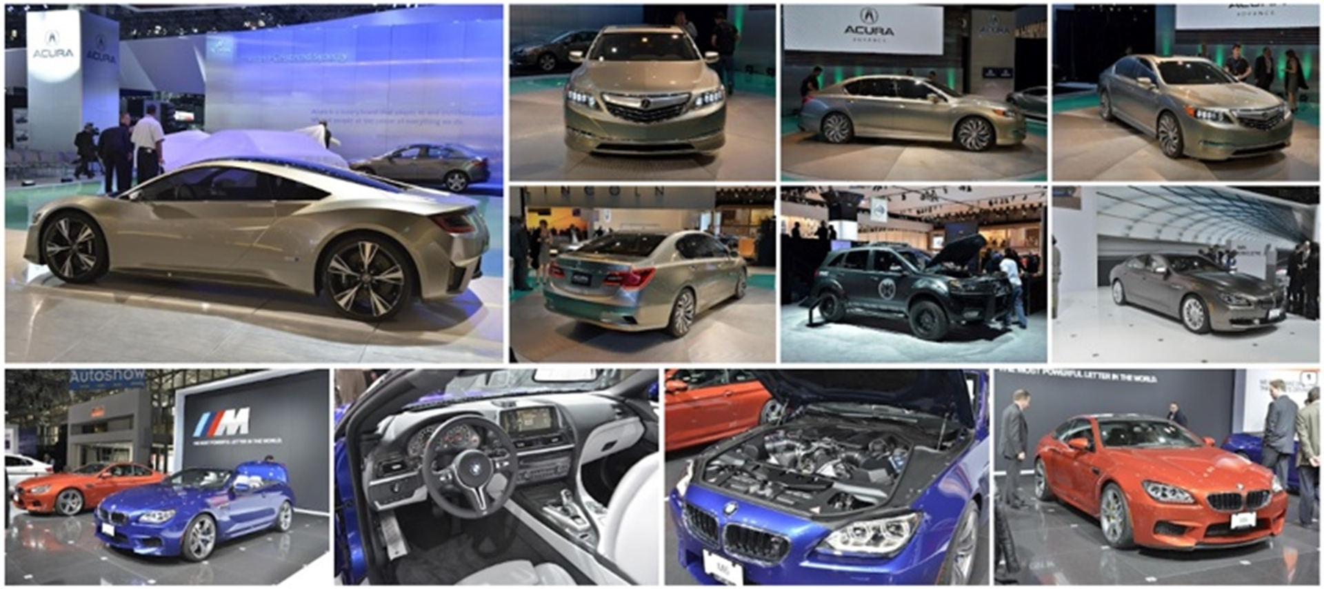 New York Auto Show Images