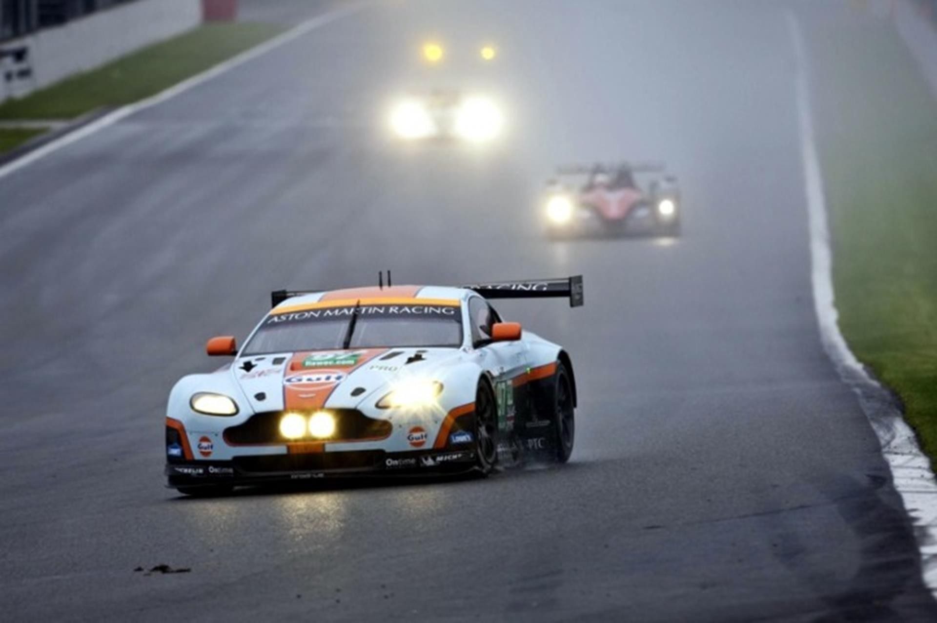 Aston Martin Racing Spa Francorchamps