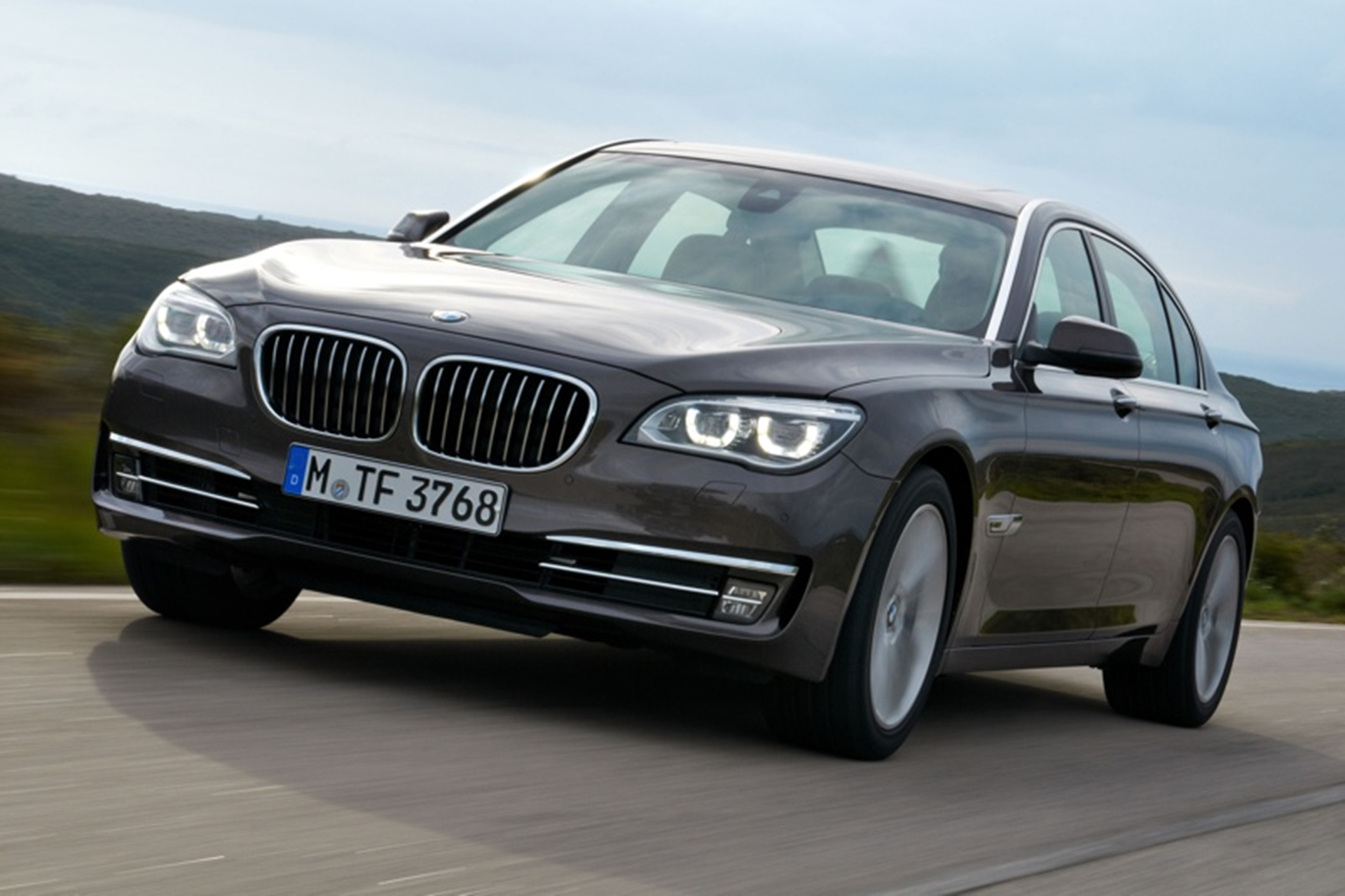 BMW 7 Series South-Africa