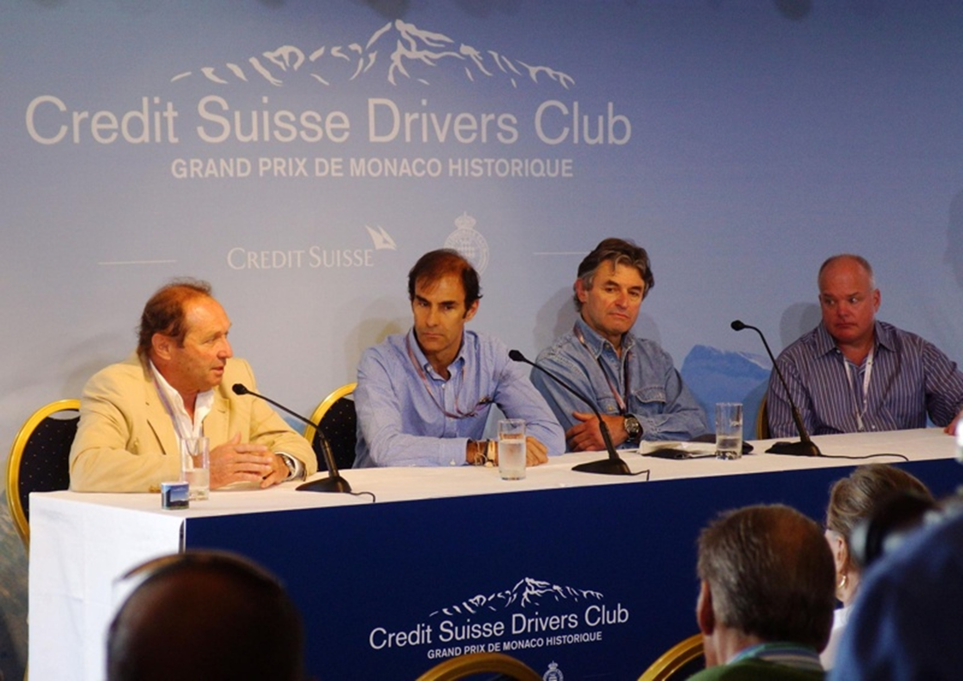 Credit Suisse Drivers