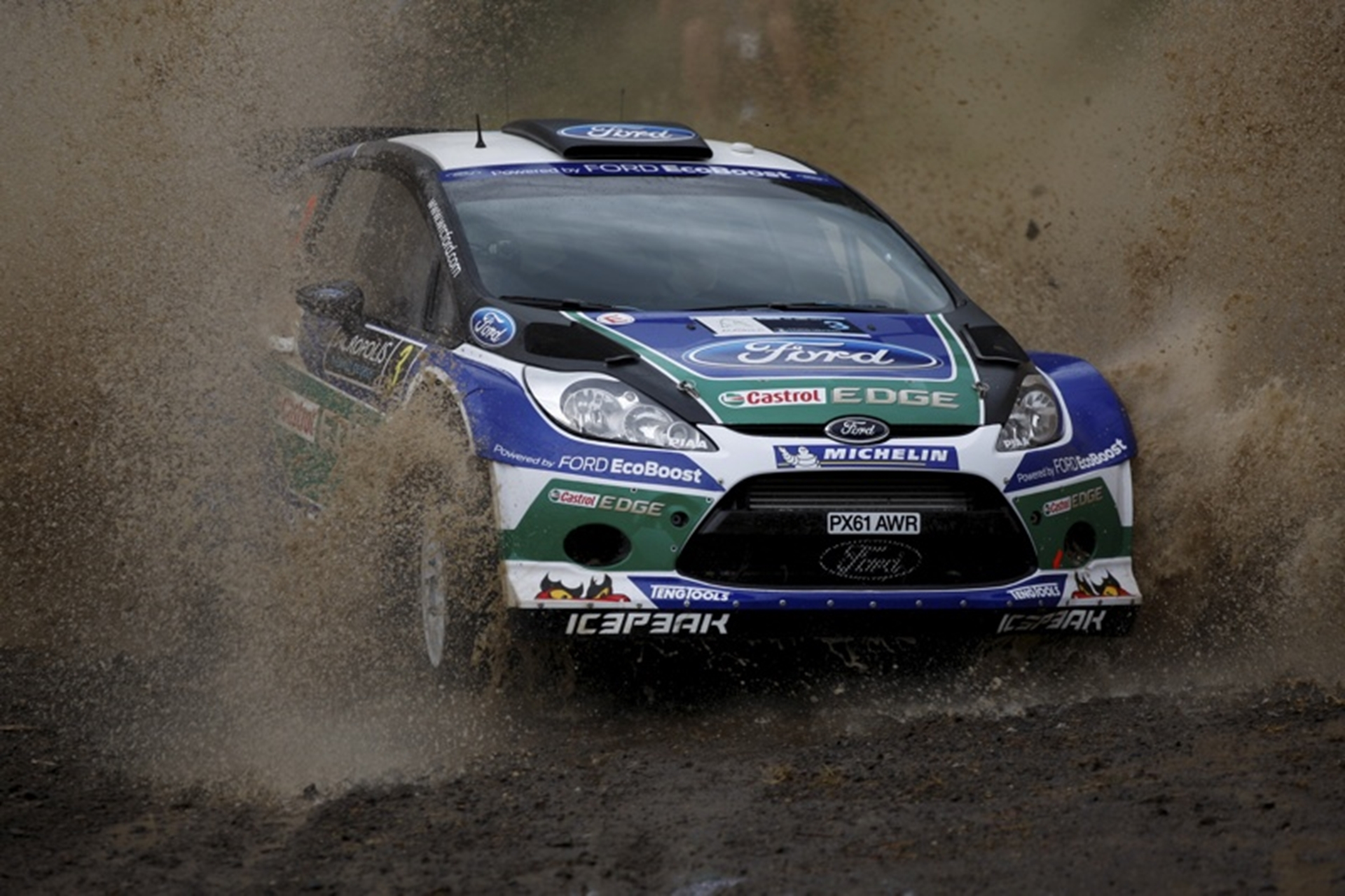 Ford Acropolis Rally