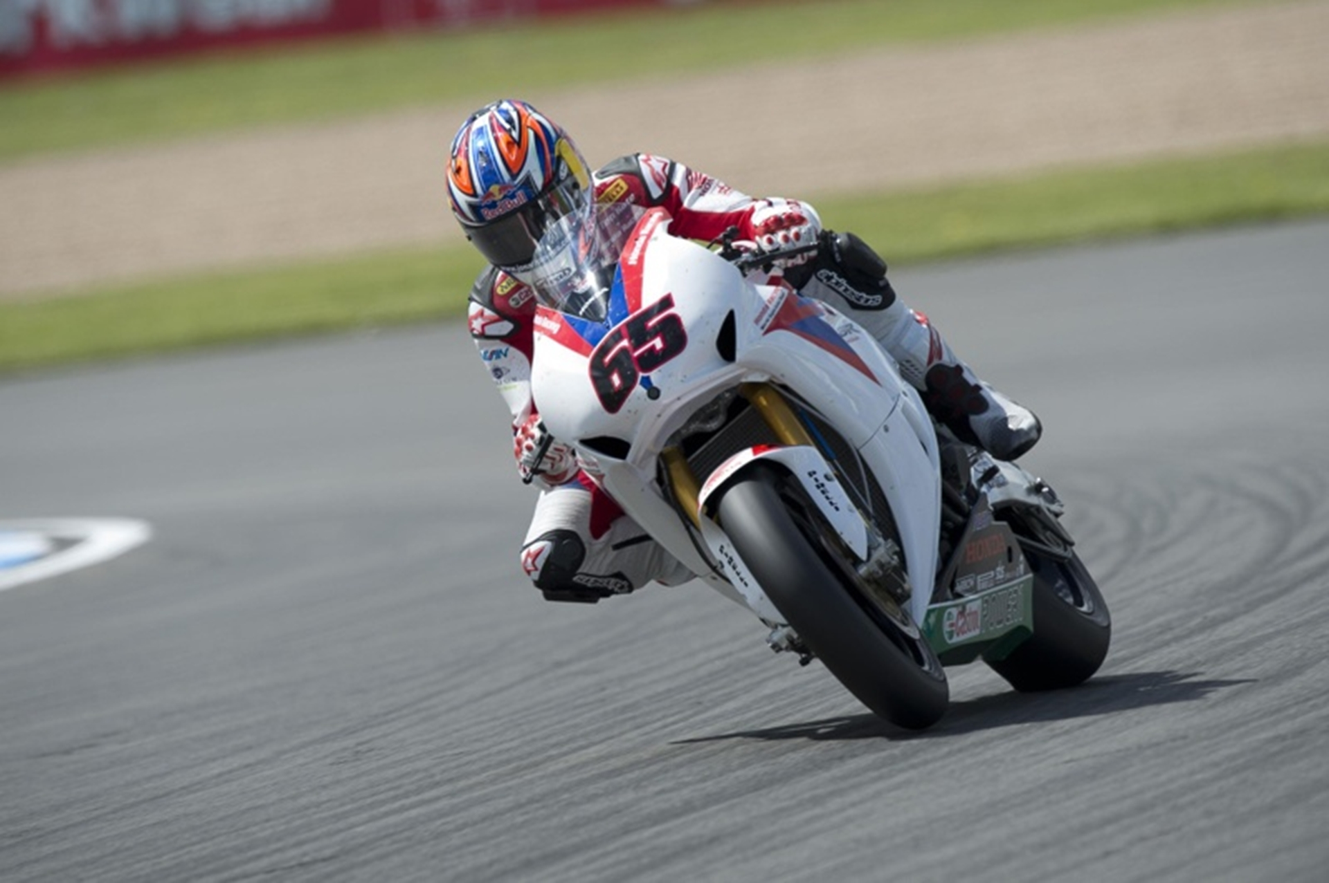 Jonathan Rea at Donington
