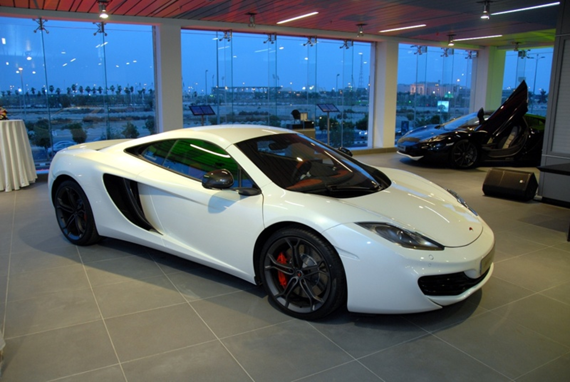 McLaren Dealership