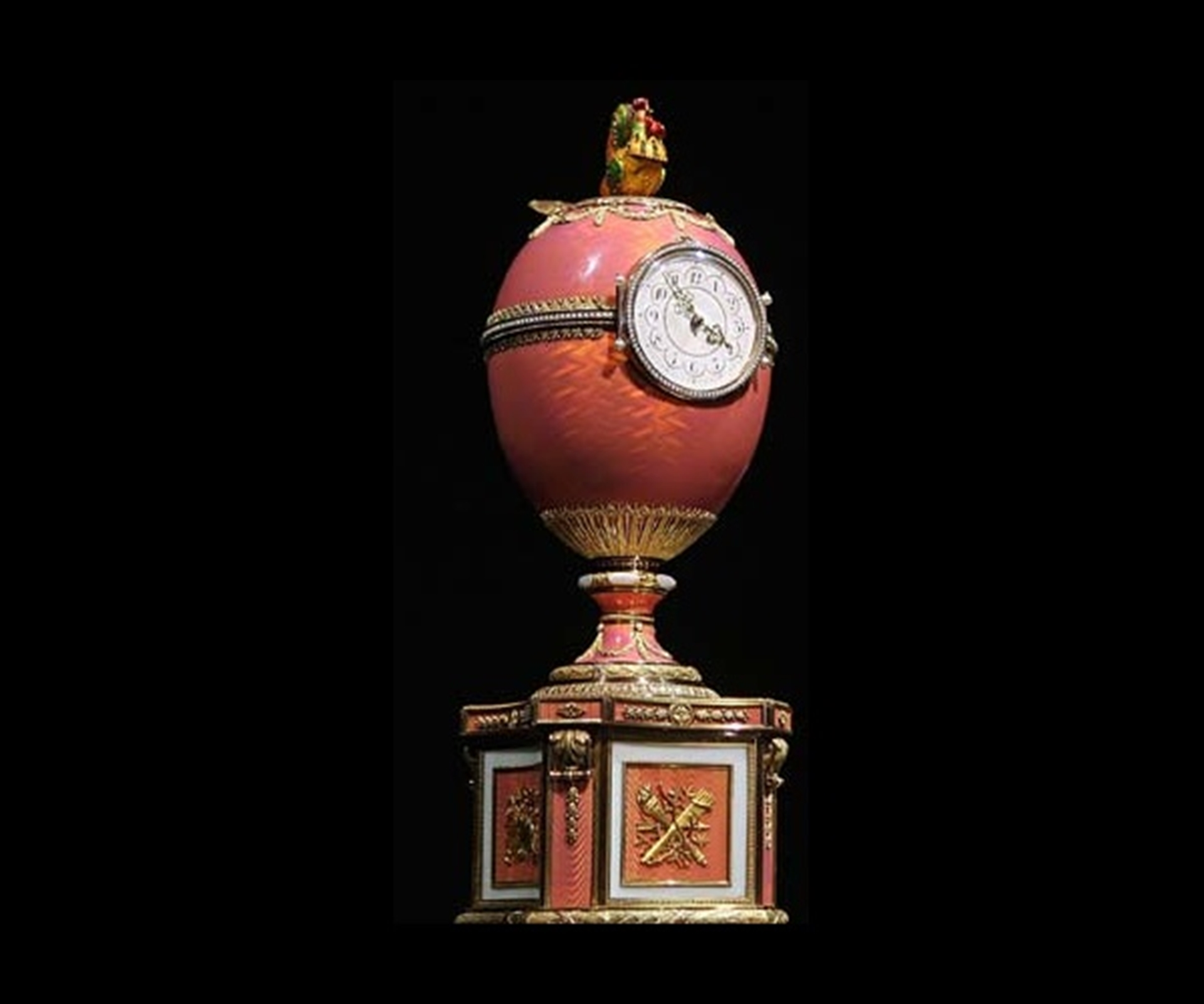 Peter Carl Fabergé Easter Eggs shop open in New York, USA