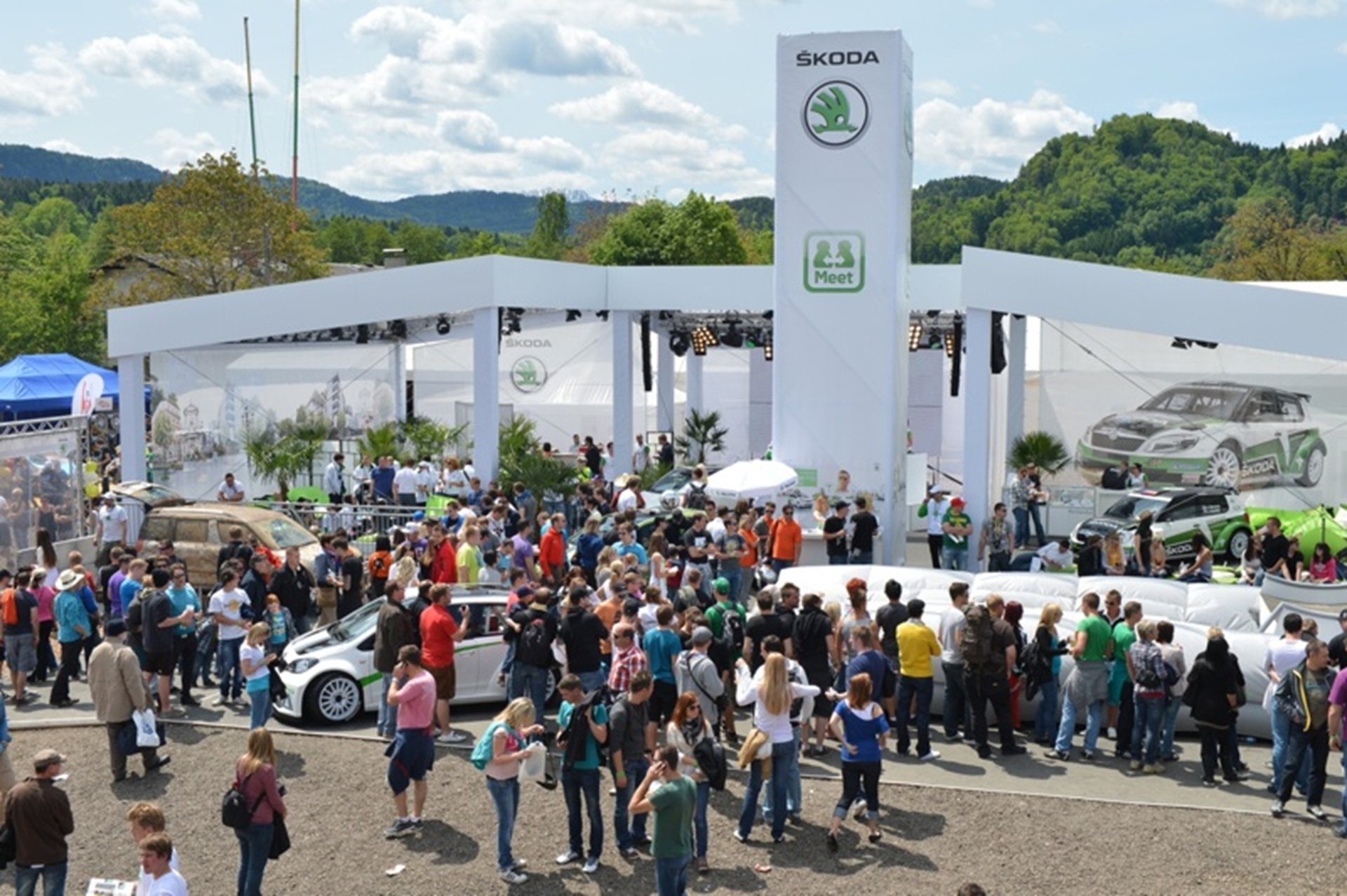 SKODA WORTHERSEE