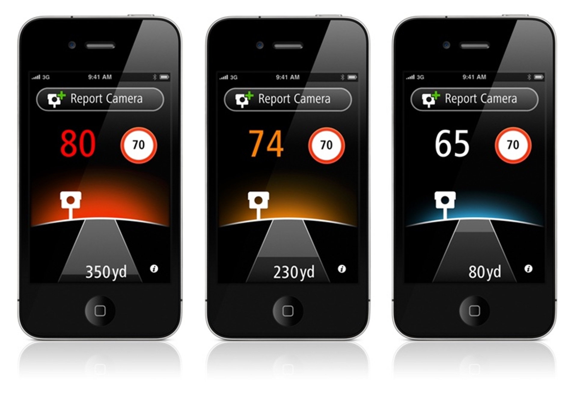 TomTom launches Speed Camera app for iPhone