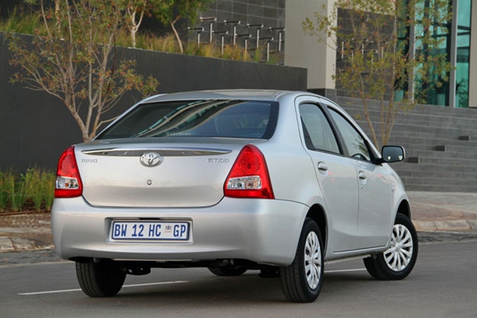 Toyota Etios South-Africa 2012