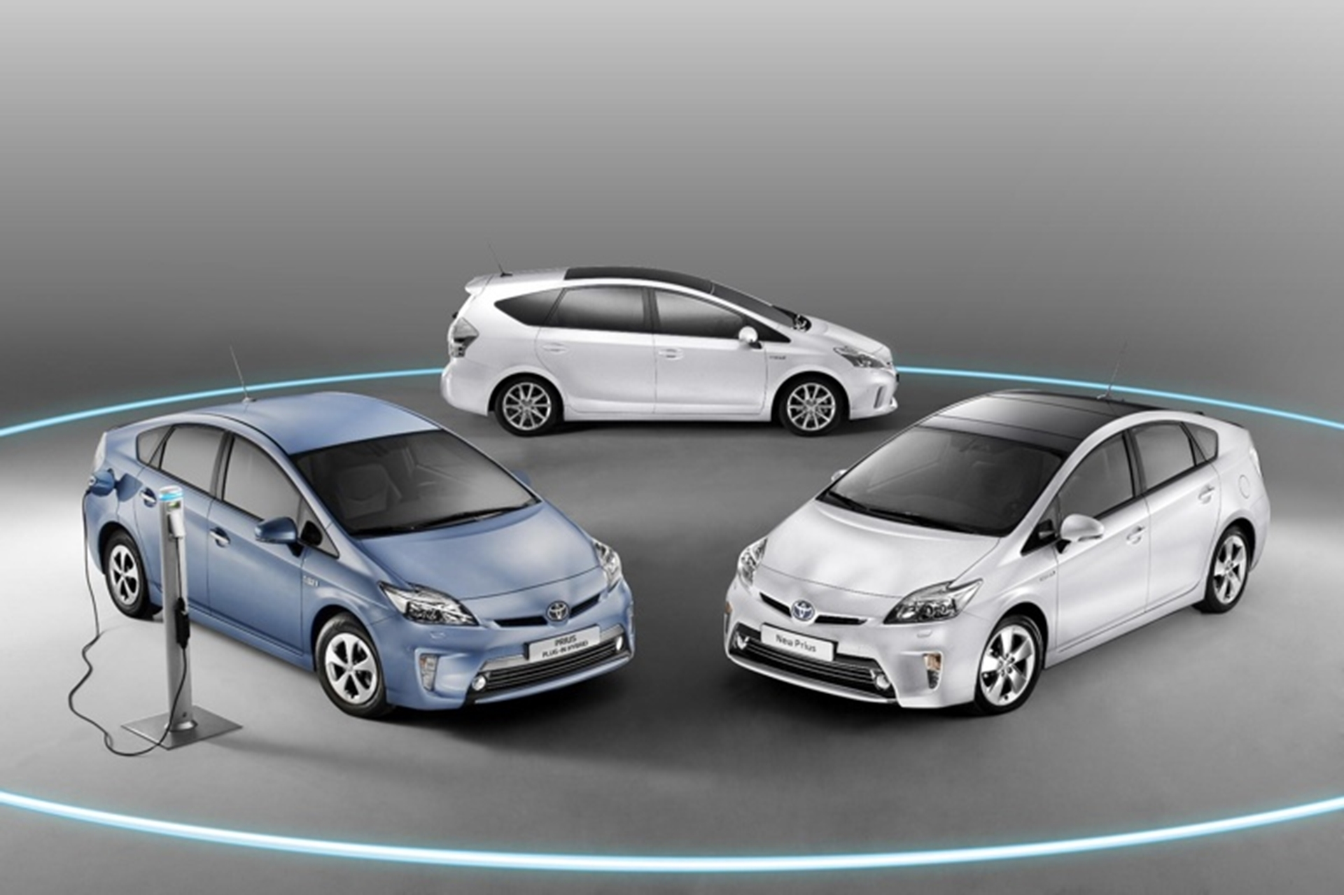 Toyota The Heart Of Hybrid