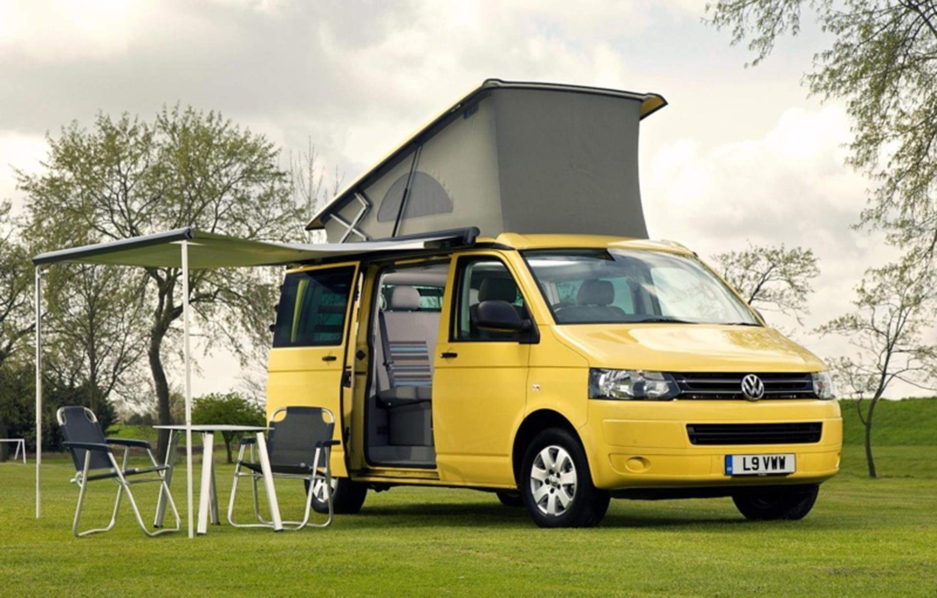Volkswagen California Beach