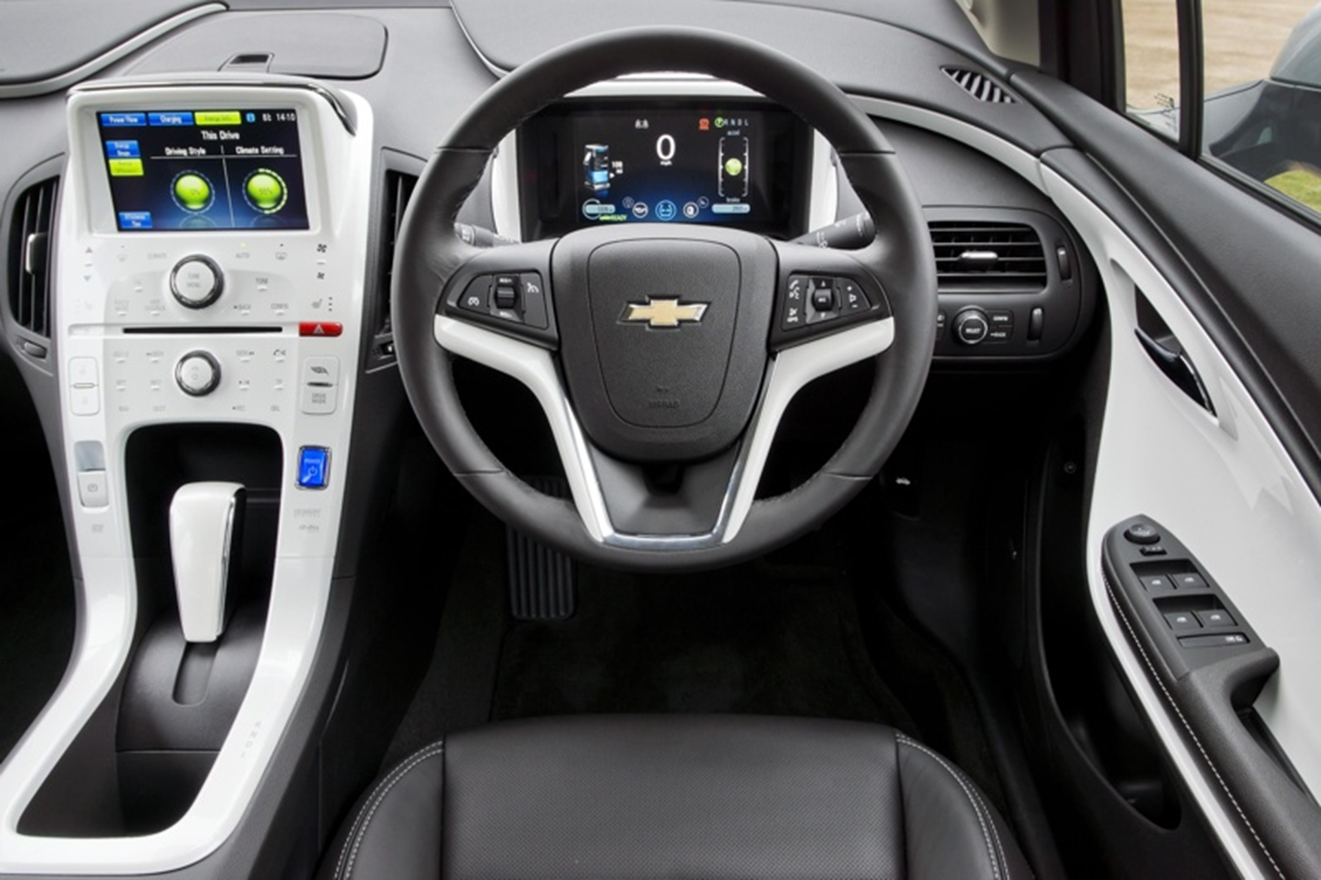 Chevrolet Volt Inside