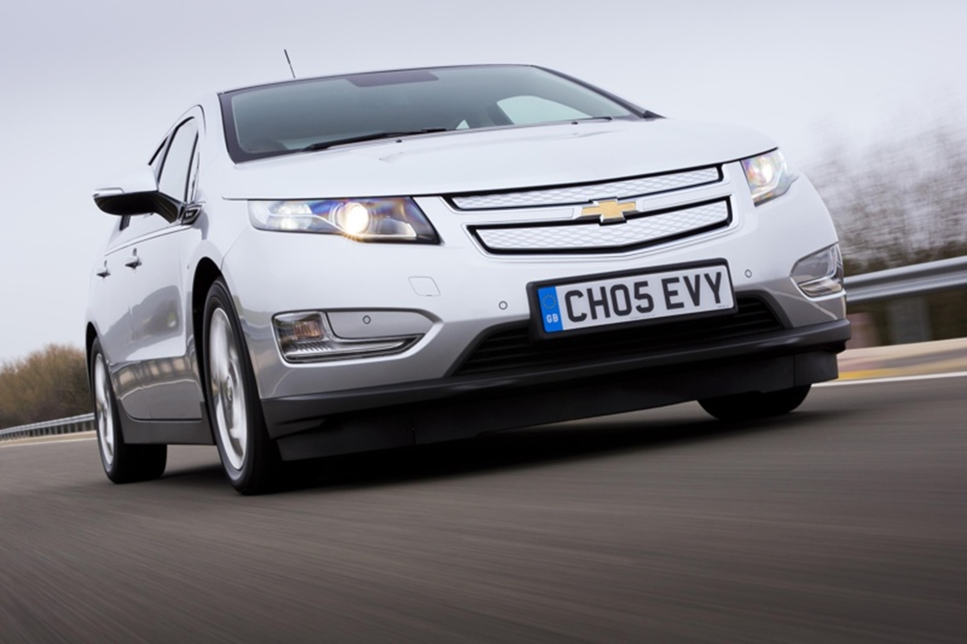 Chevrolet Electric Vehicle Volt