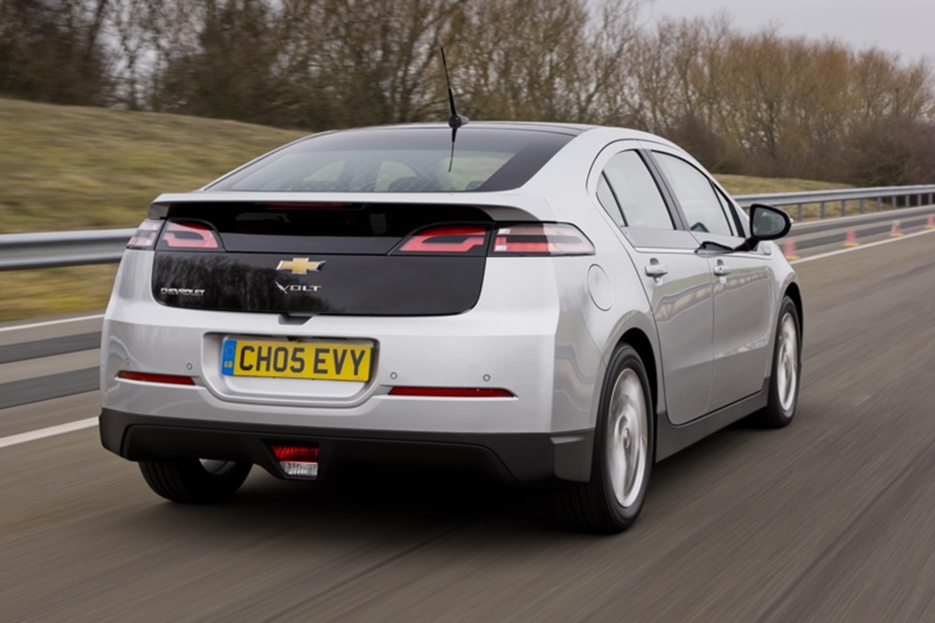Chevrolet Volt Electic Vehicle