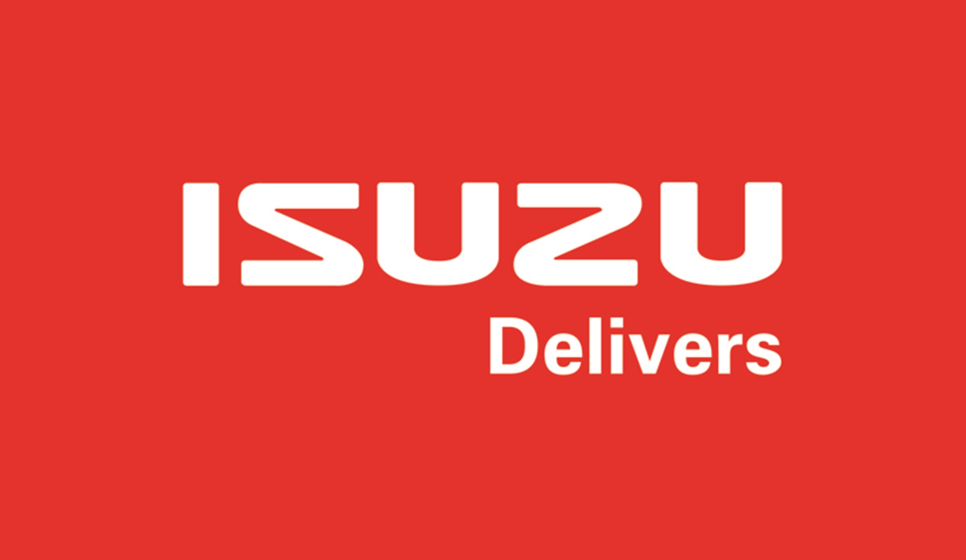 Isuzu Delivers