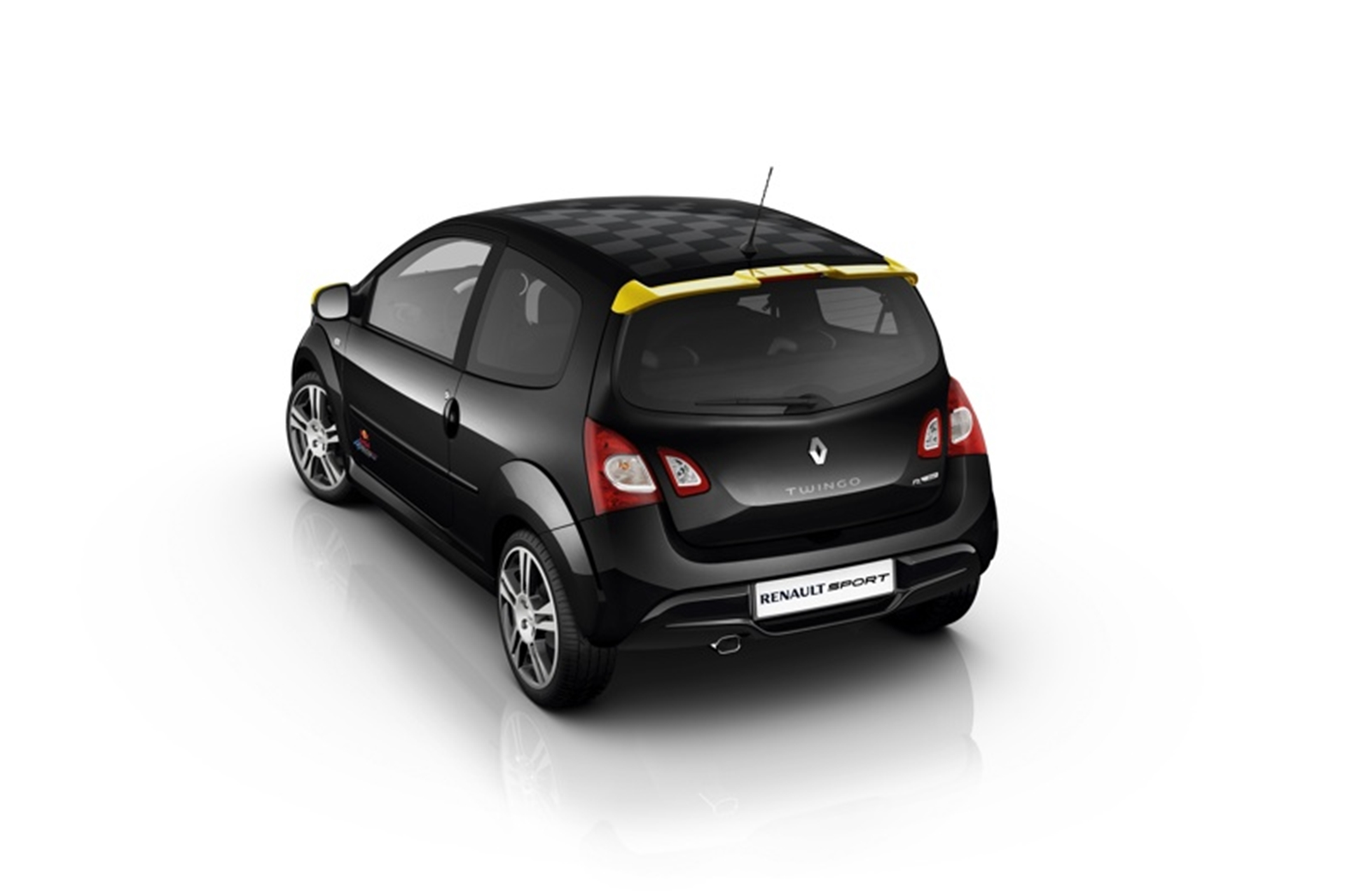 Renault Twingo Red Bull