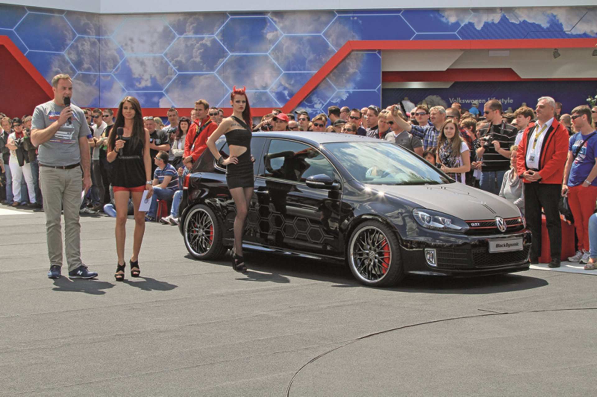Volkswagen Black Golf
