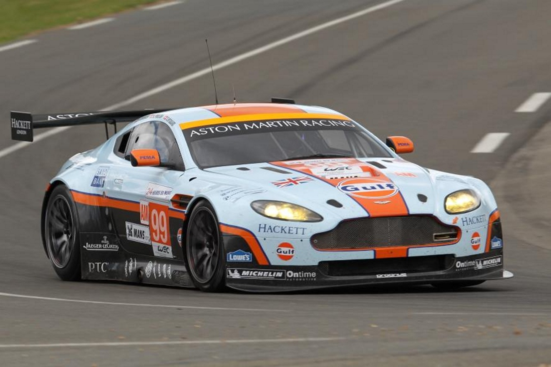 Aston Martin Targets 24 Hours of Le_Mans