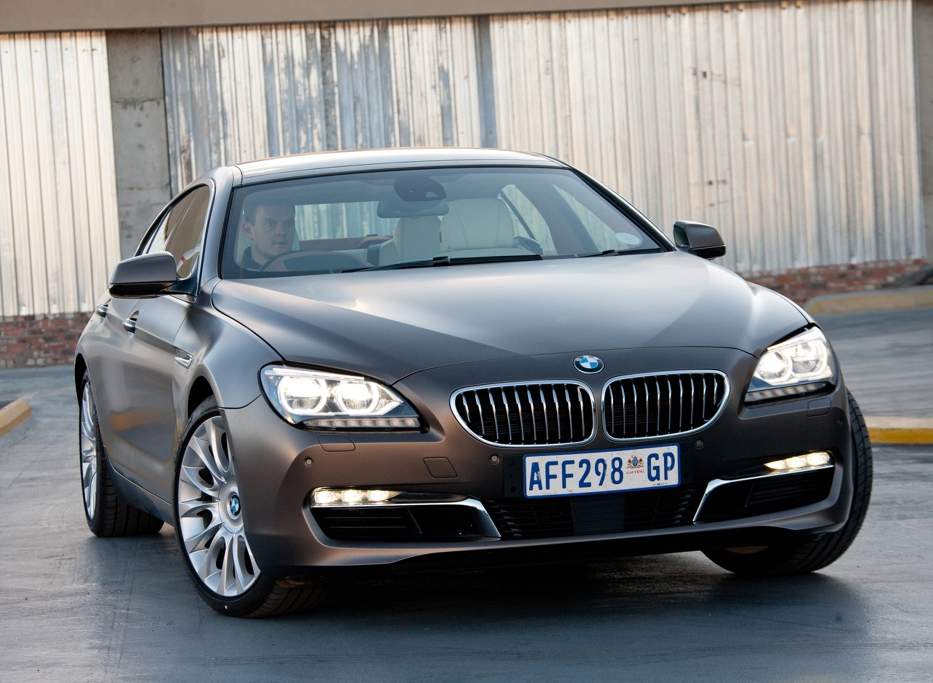 BMW 6 Gran Coupe image
