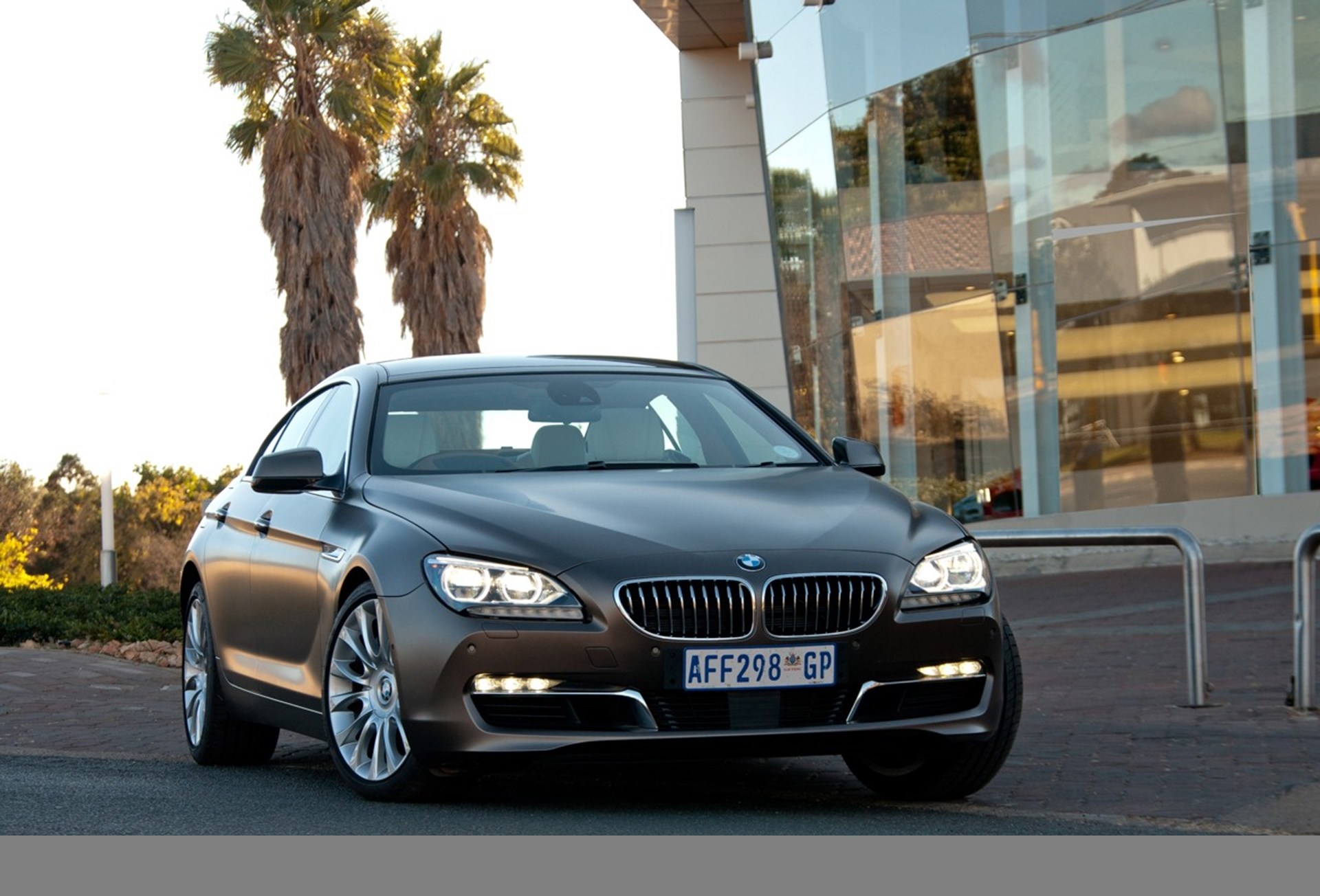 BMW 6 Series Gran Coupe 2012