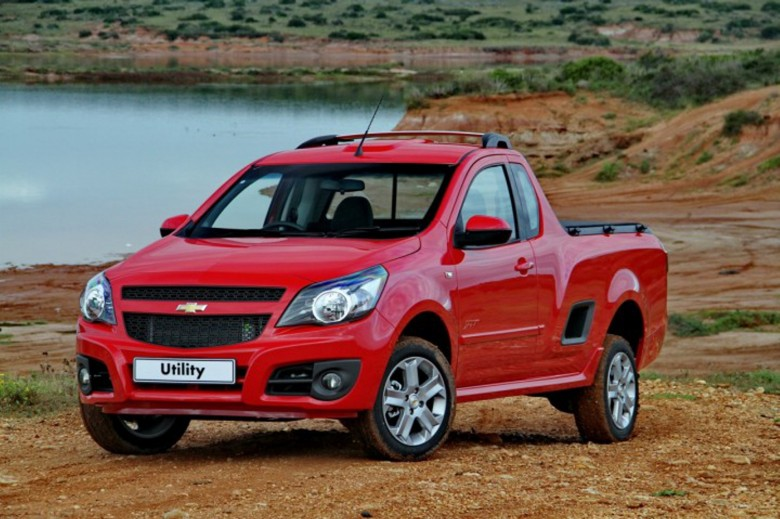 Chevrolet Utility South Africa