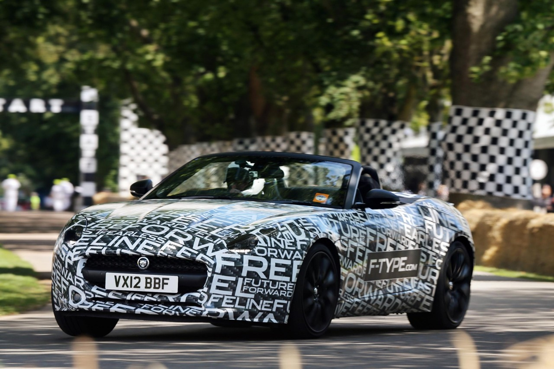 Jaguar F-Type Goodwood