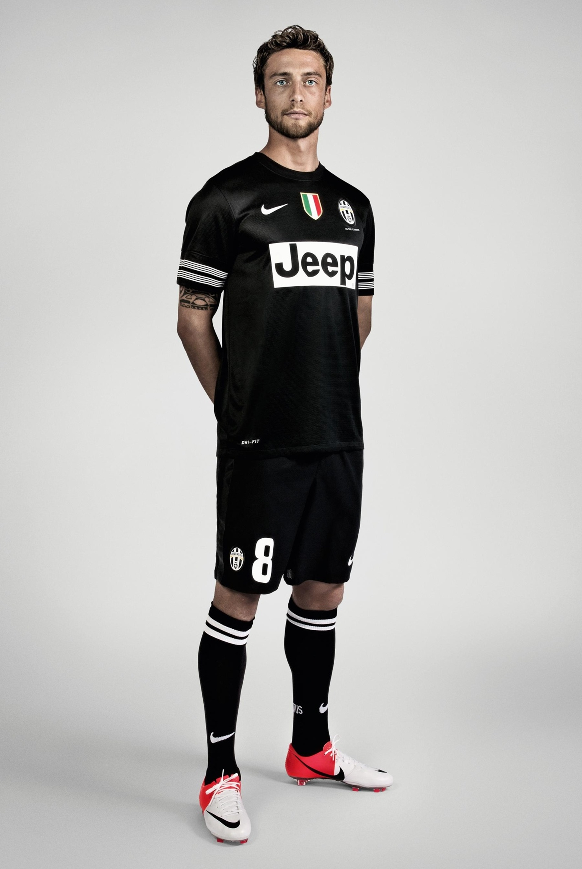 9d5ef5f132a THE JEEP BRAND DEBUTS ON NEW JUVENTUS FOOTBALL CLUB JERSEY