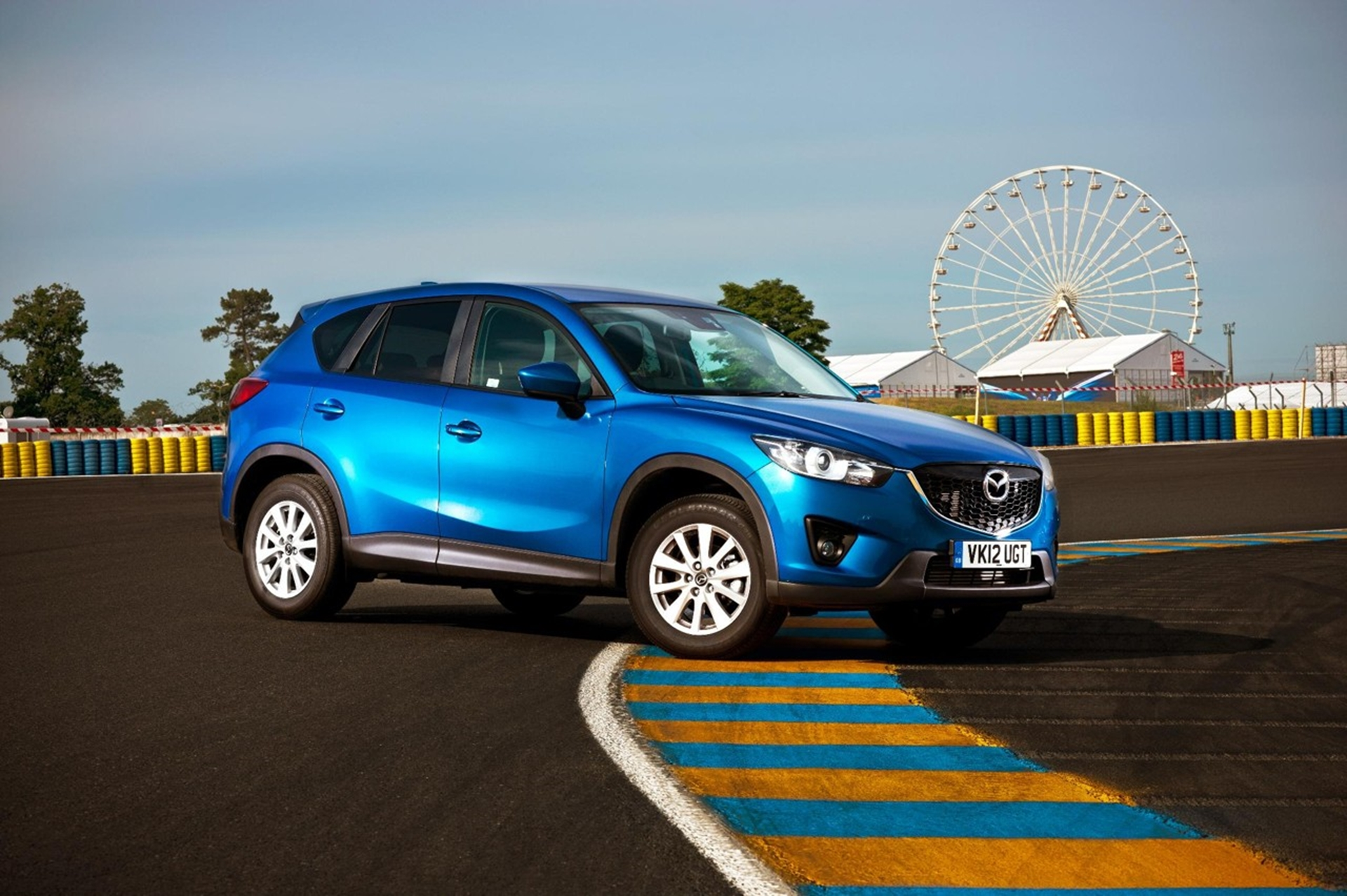 Mazda CX5 Awards