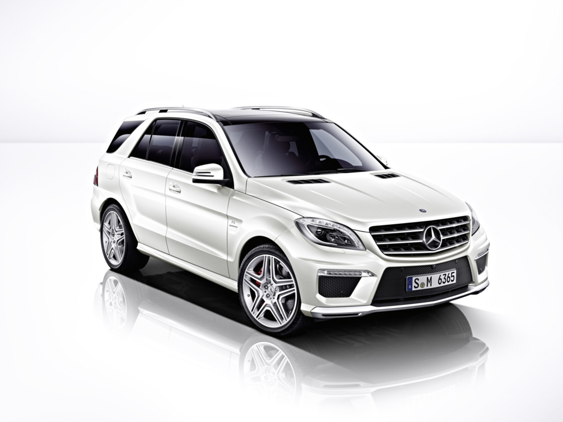 Mercedes-Benz ML 63 AMG 2012 South Africa