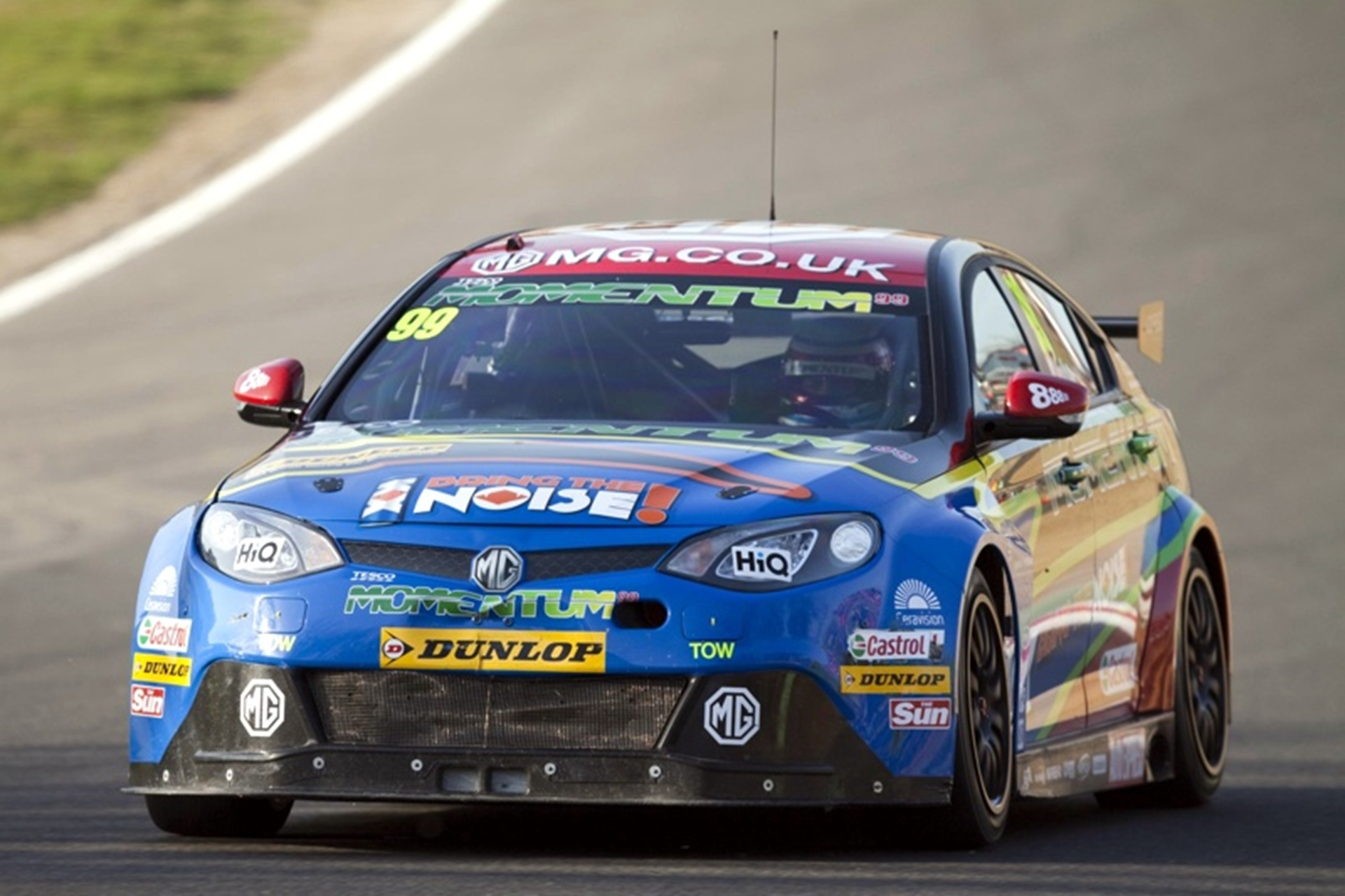 NGTC spec MG-6 in action