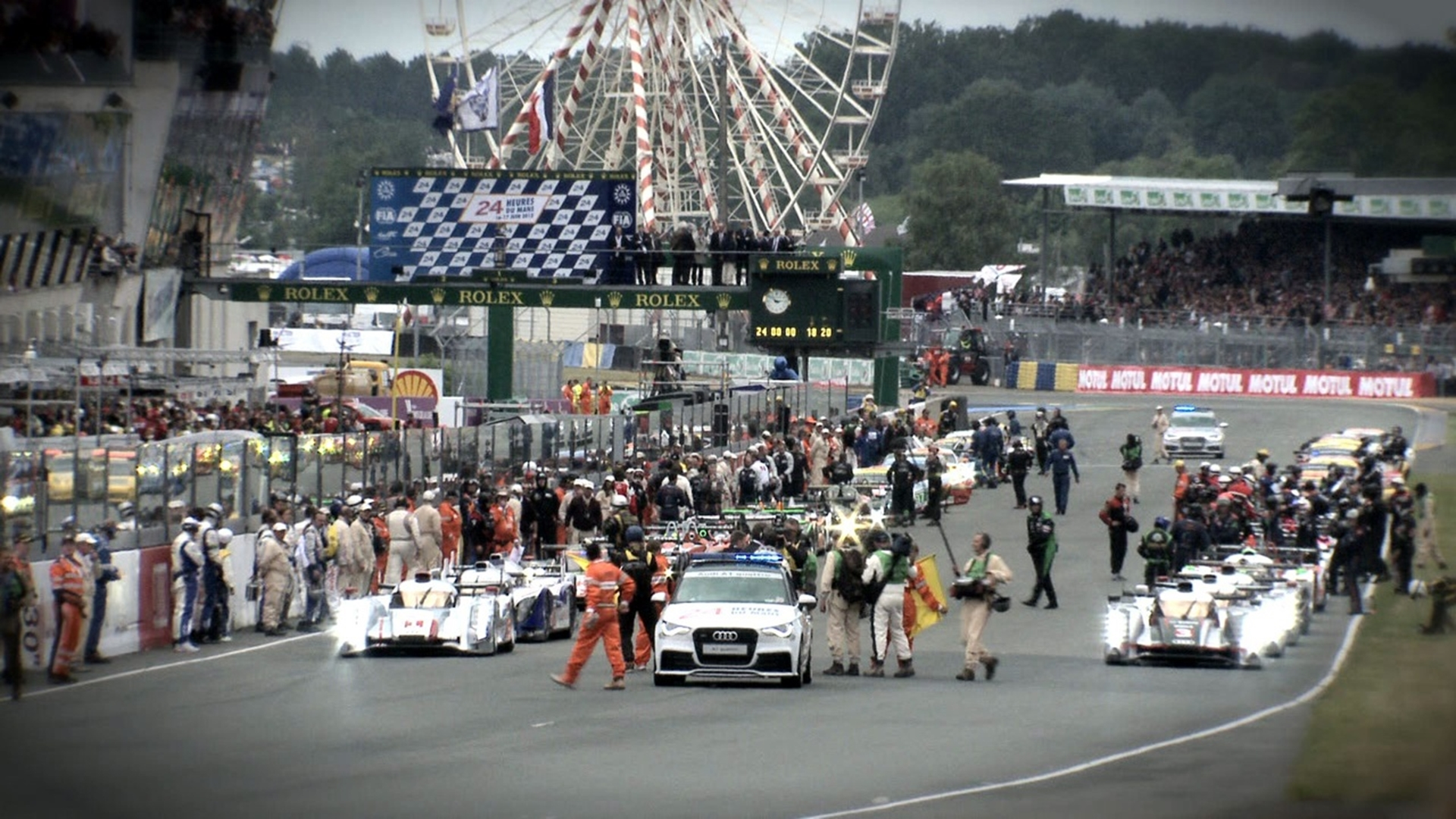 Nissan miles at Le Mans