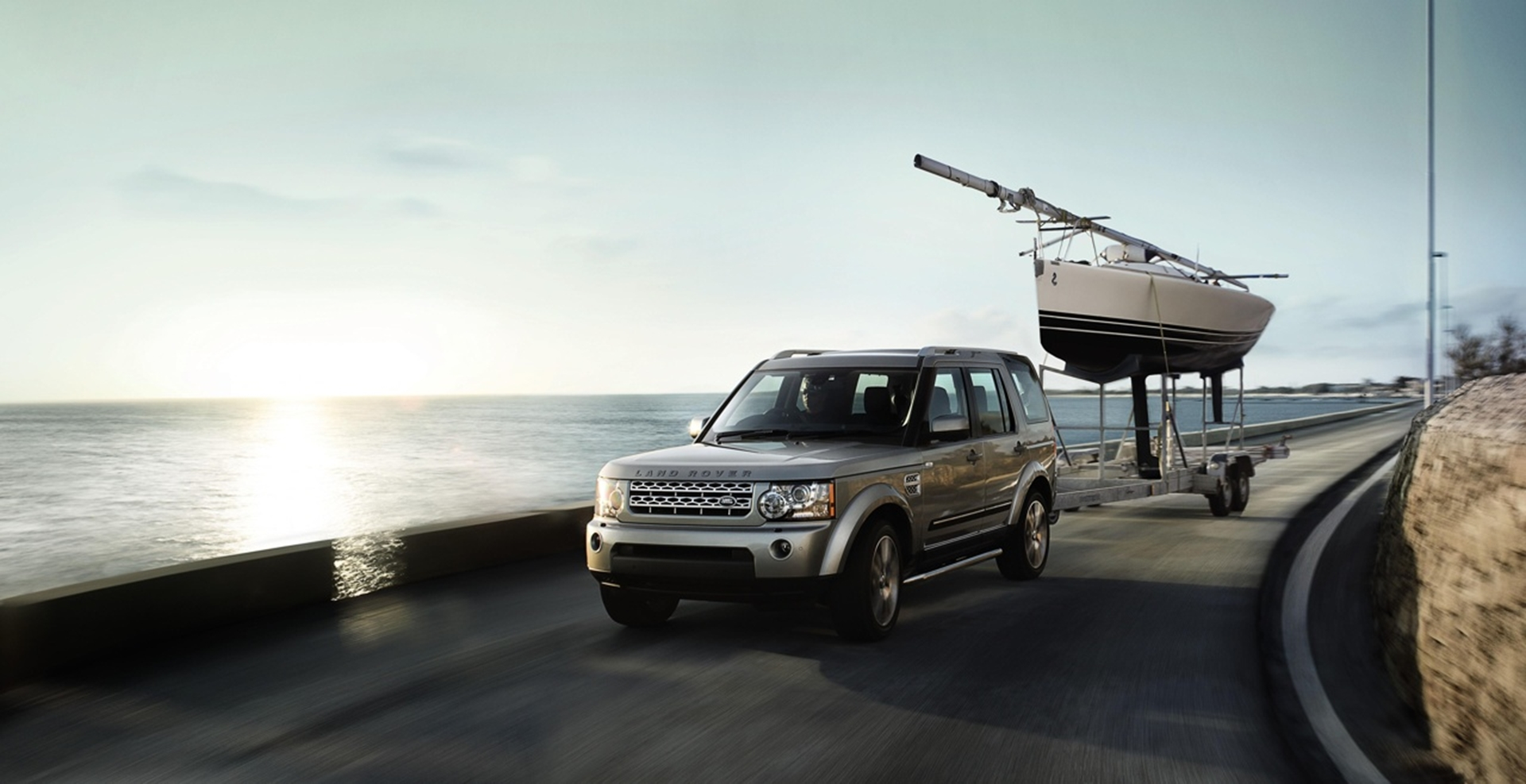 Summer Driving with Land Rover 2012