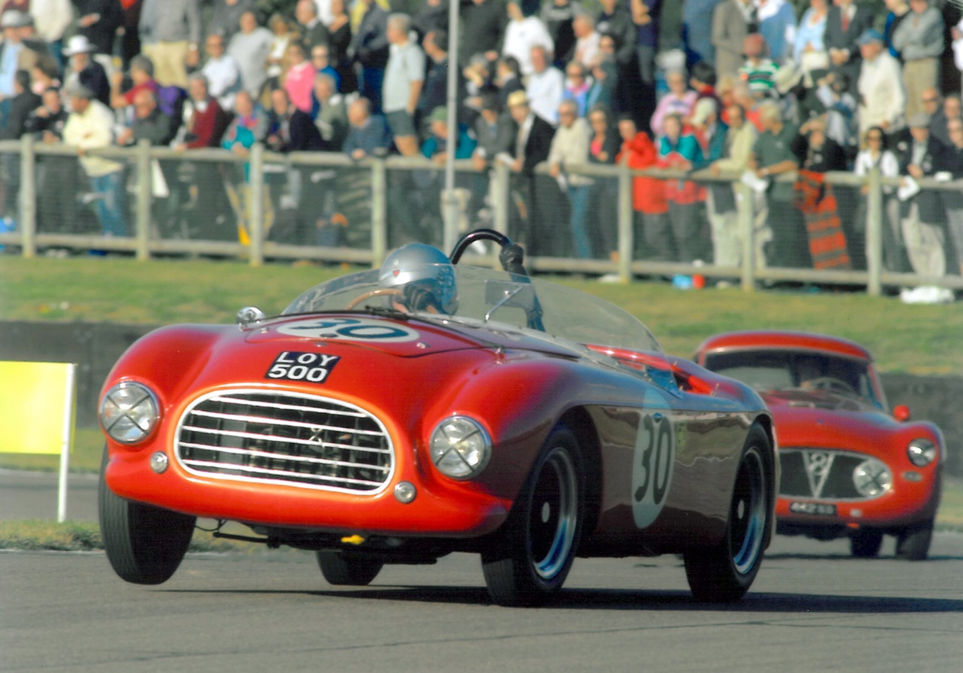 H&H ASSEMBLES DAZZLING ARRAY OF COLLECTORS CARS FOR MOTOREXPO