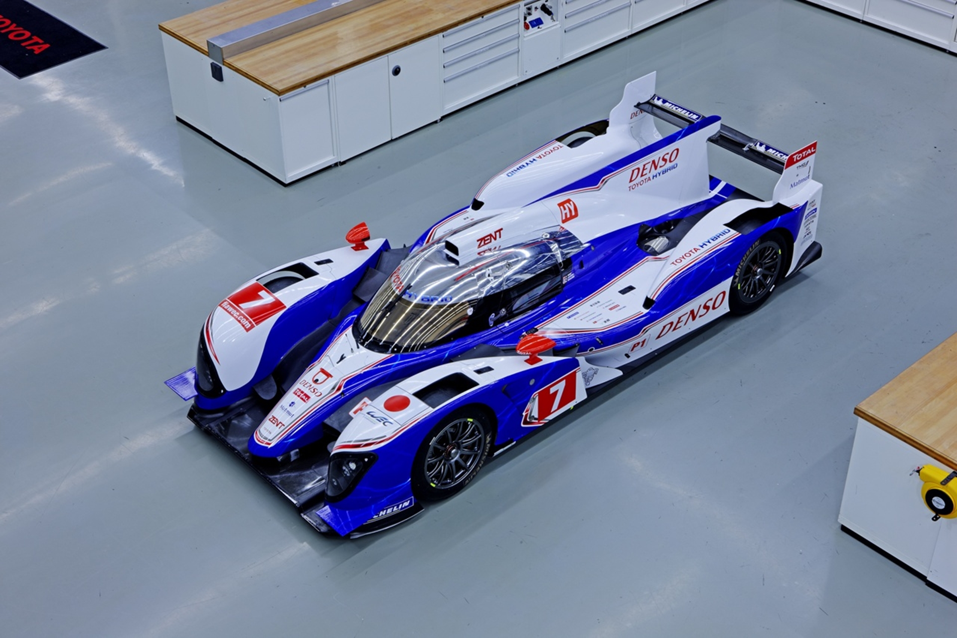 Toyota Racing ready for Le Mans