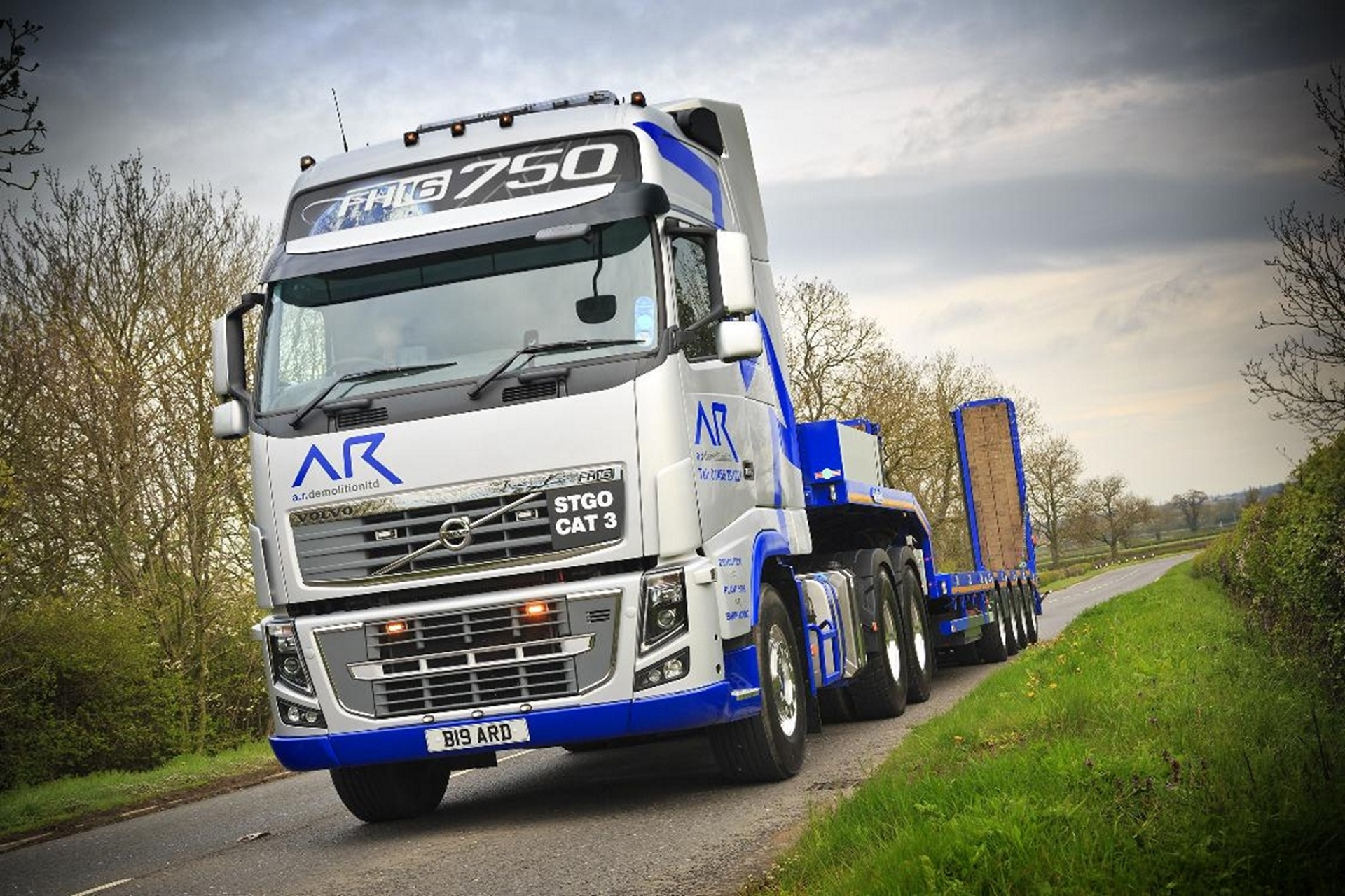 Volvo FH16-750