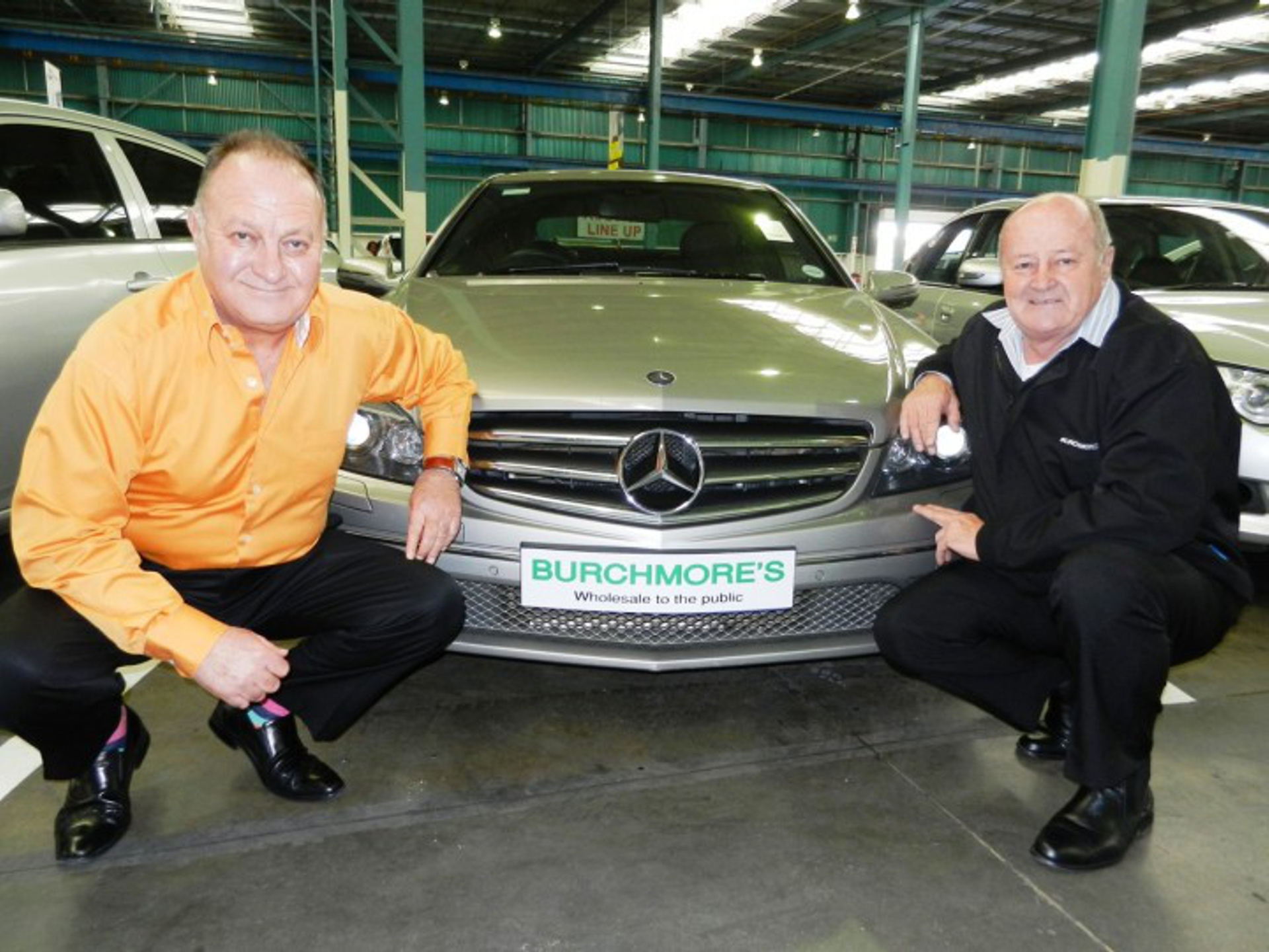 Burchmore S The Brand That Epitomises Auctions