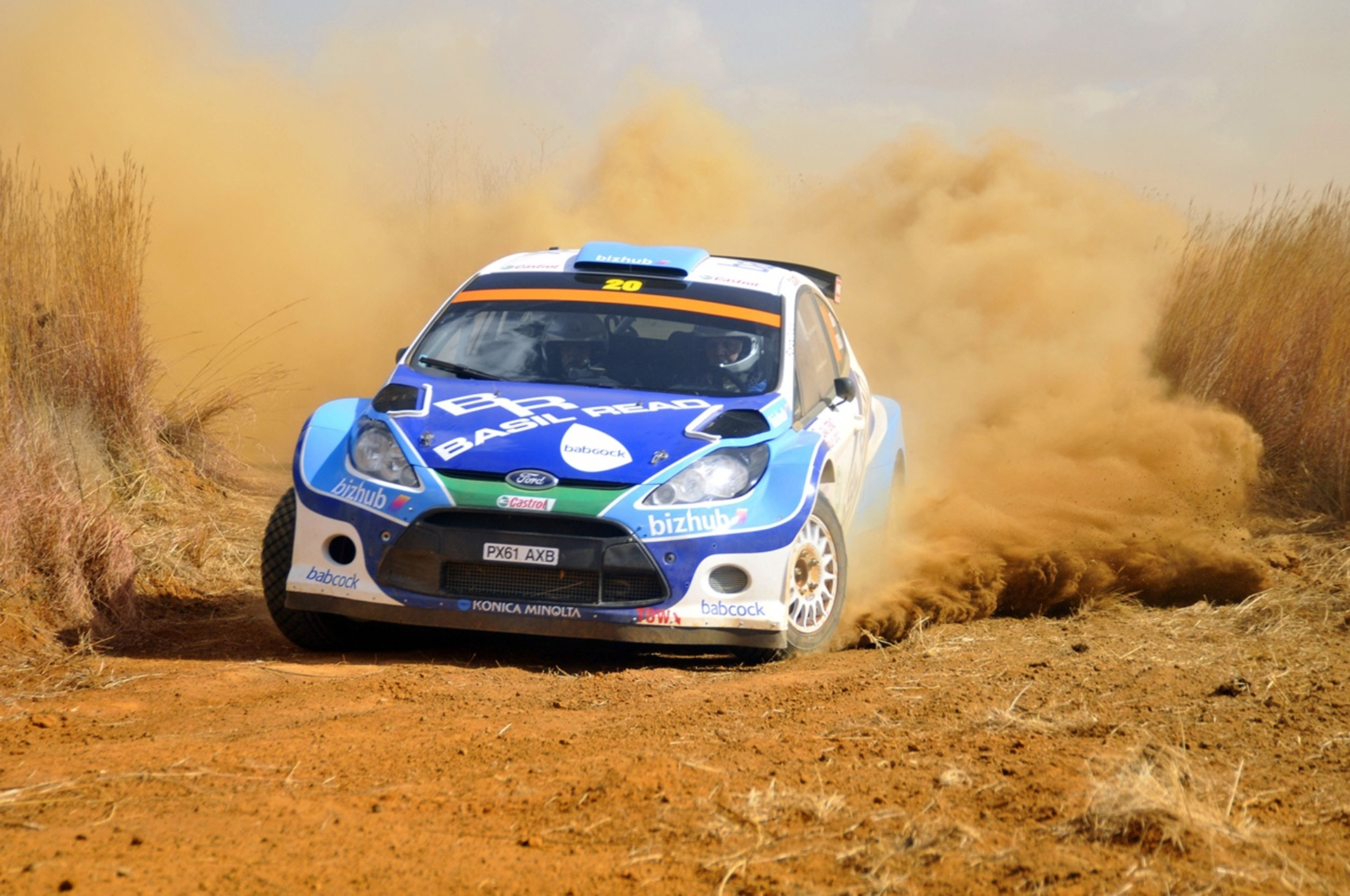 Ford Fiesta Racing