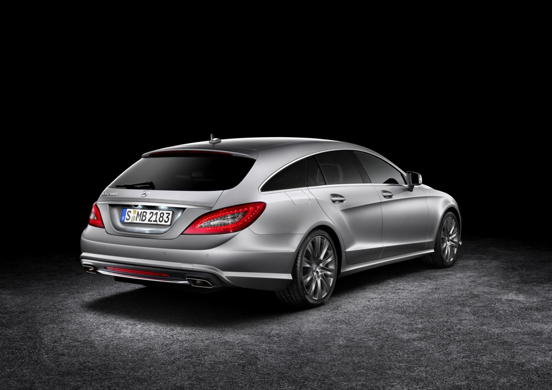 Mercedes-Benz CLS Rear