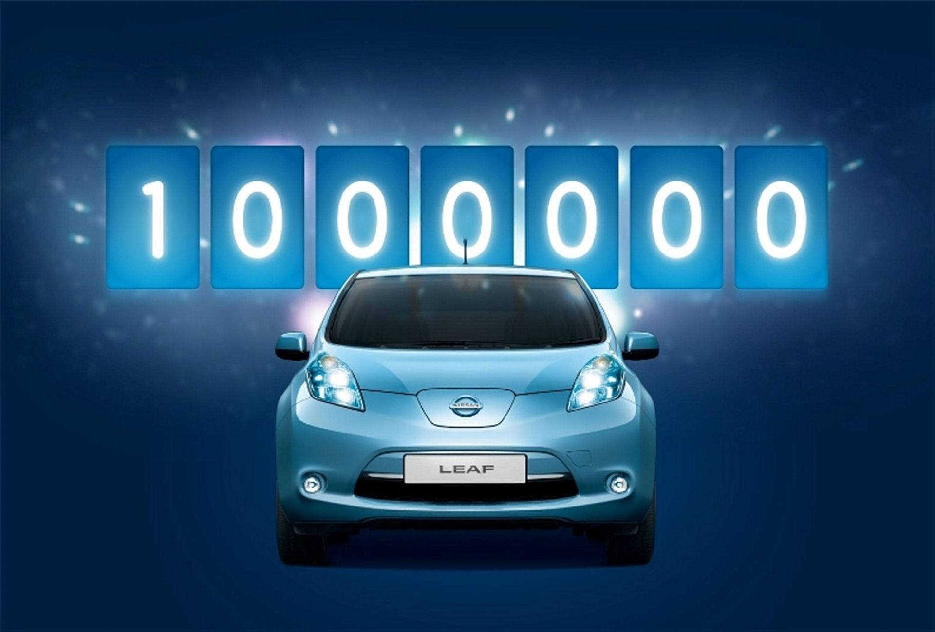 nissan one million