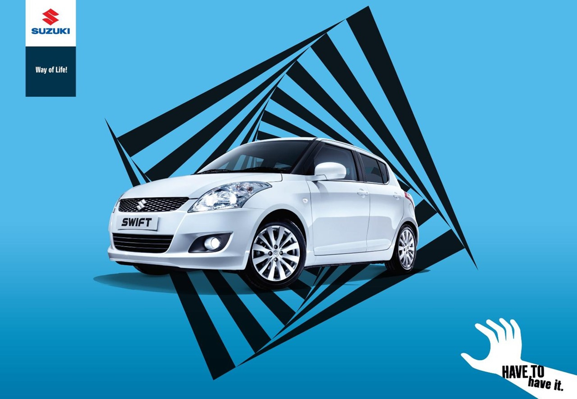 suzuki swift have to have it