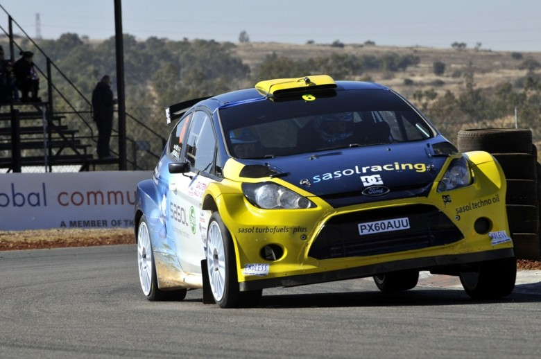 Toyota Gauteng Dealer Rally Tough Special Stage One Takes