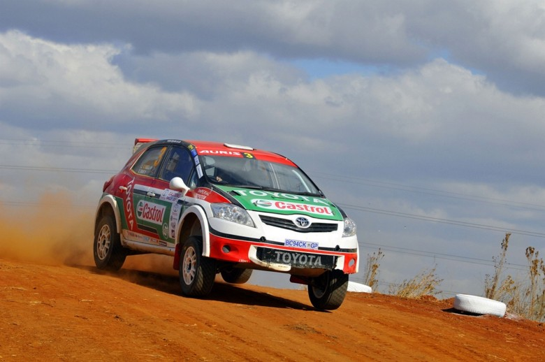 toyota south africa racing gemmell closes gap to championship leader. Black Bedroom Furniture Sets. Home Design Ideas