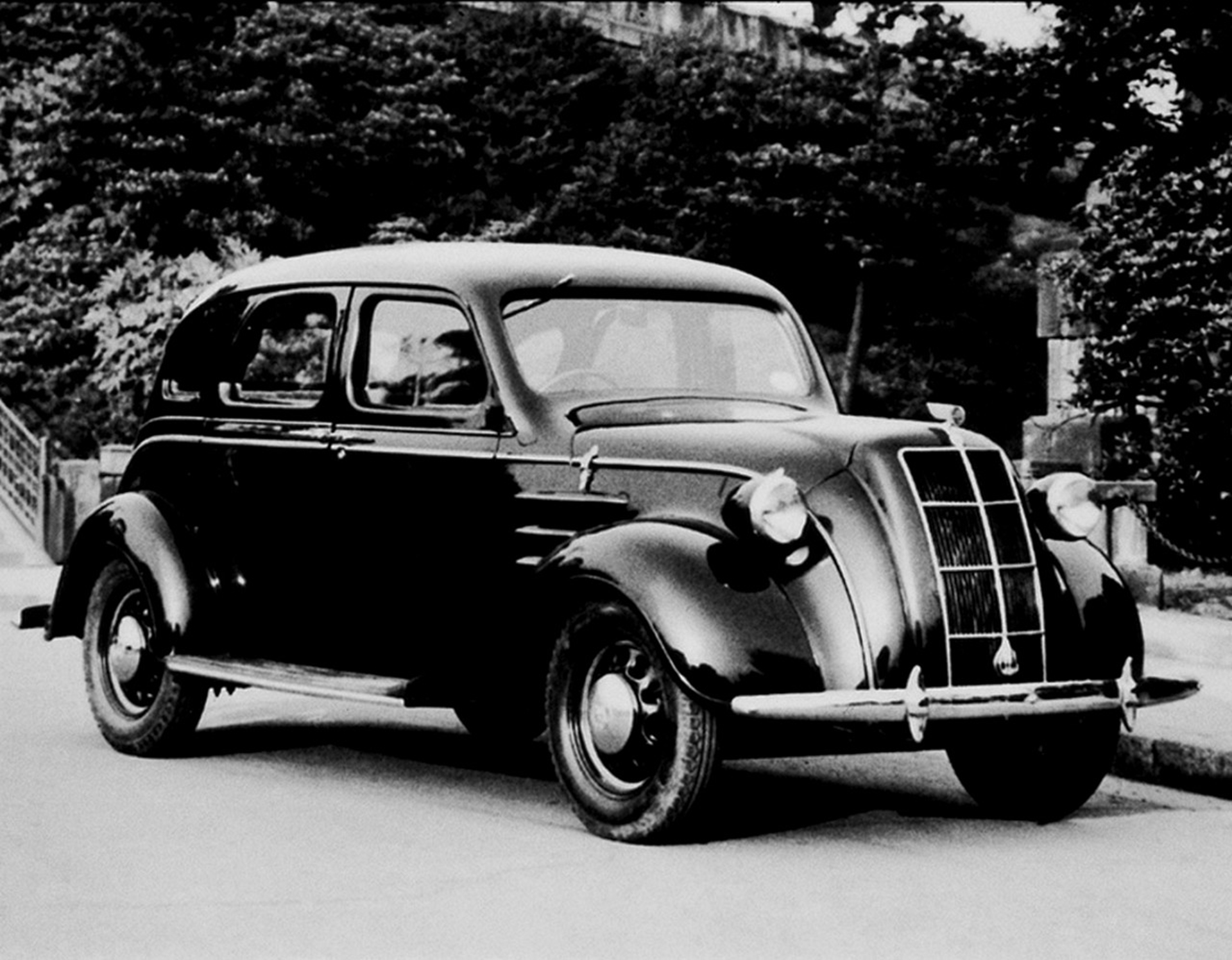1936 Toyota Model AA sedan