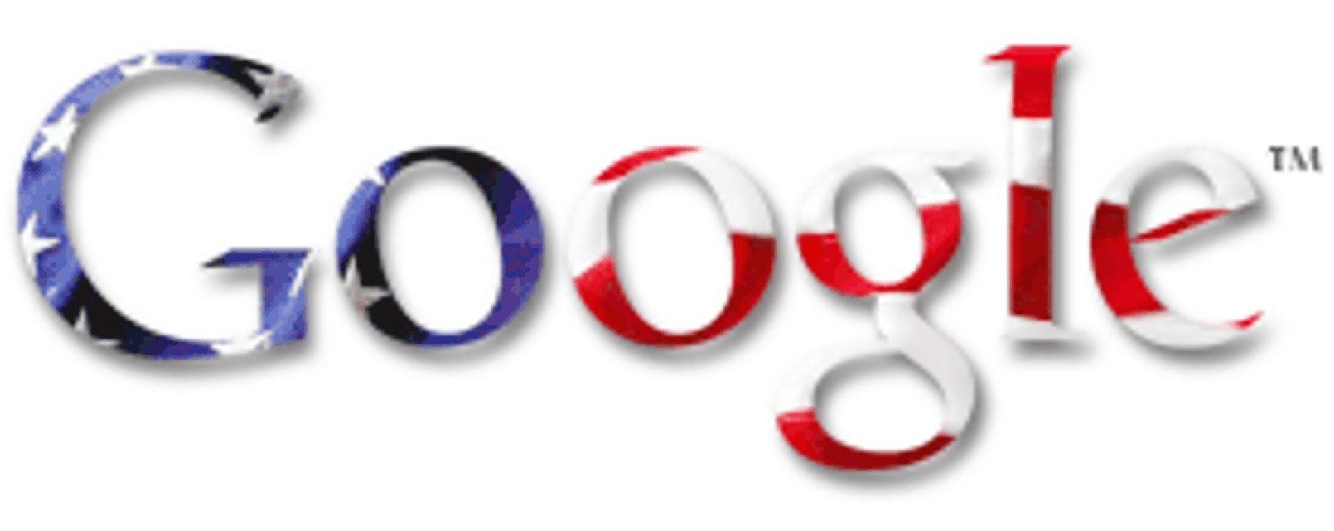 4th of July Google Doodle 2002