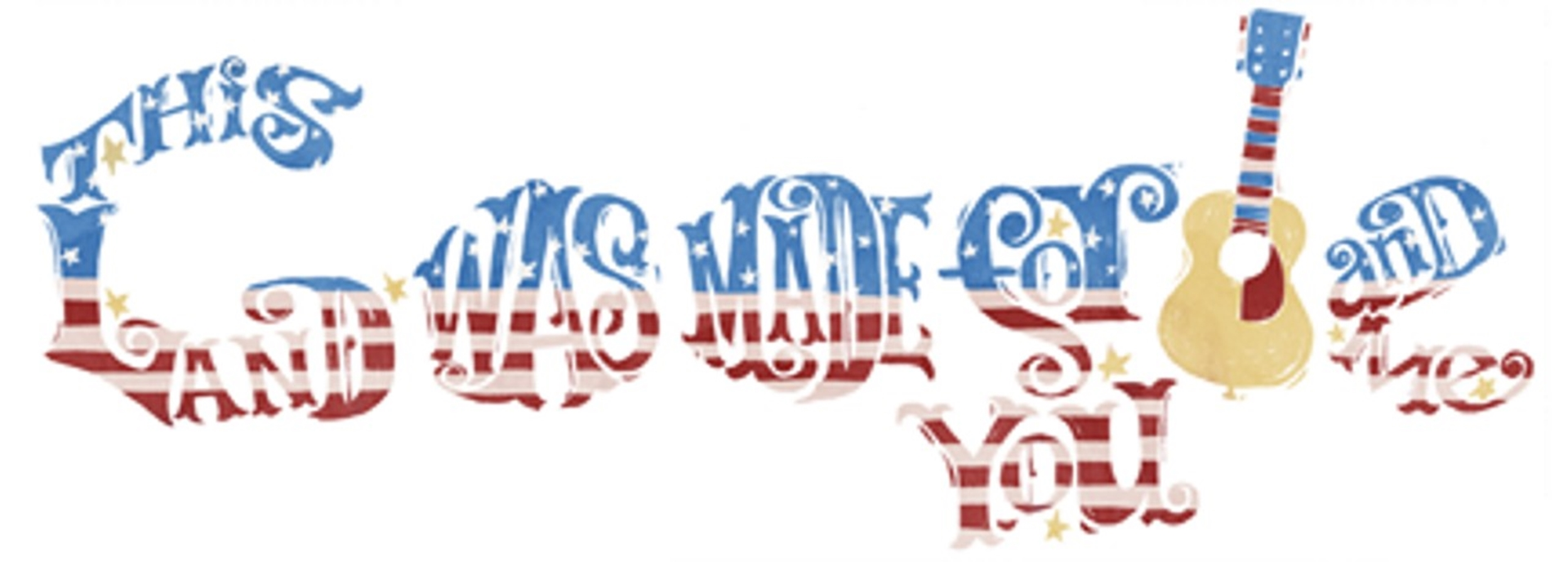 4th of July Google Doodle 2012