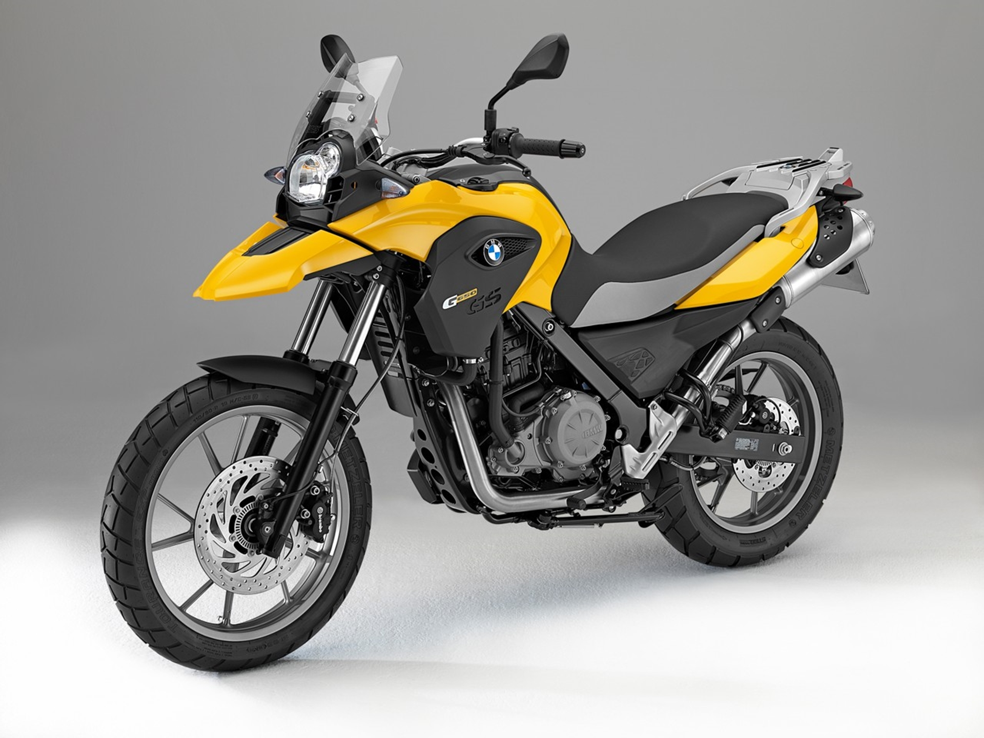 BMW Motorcycle 650GS