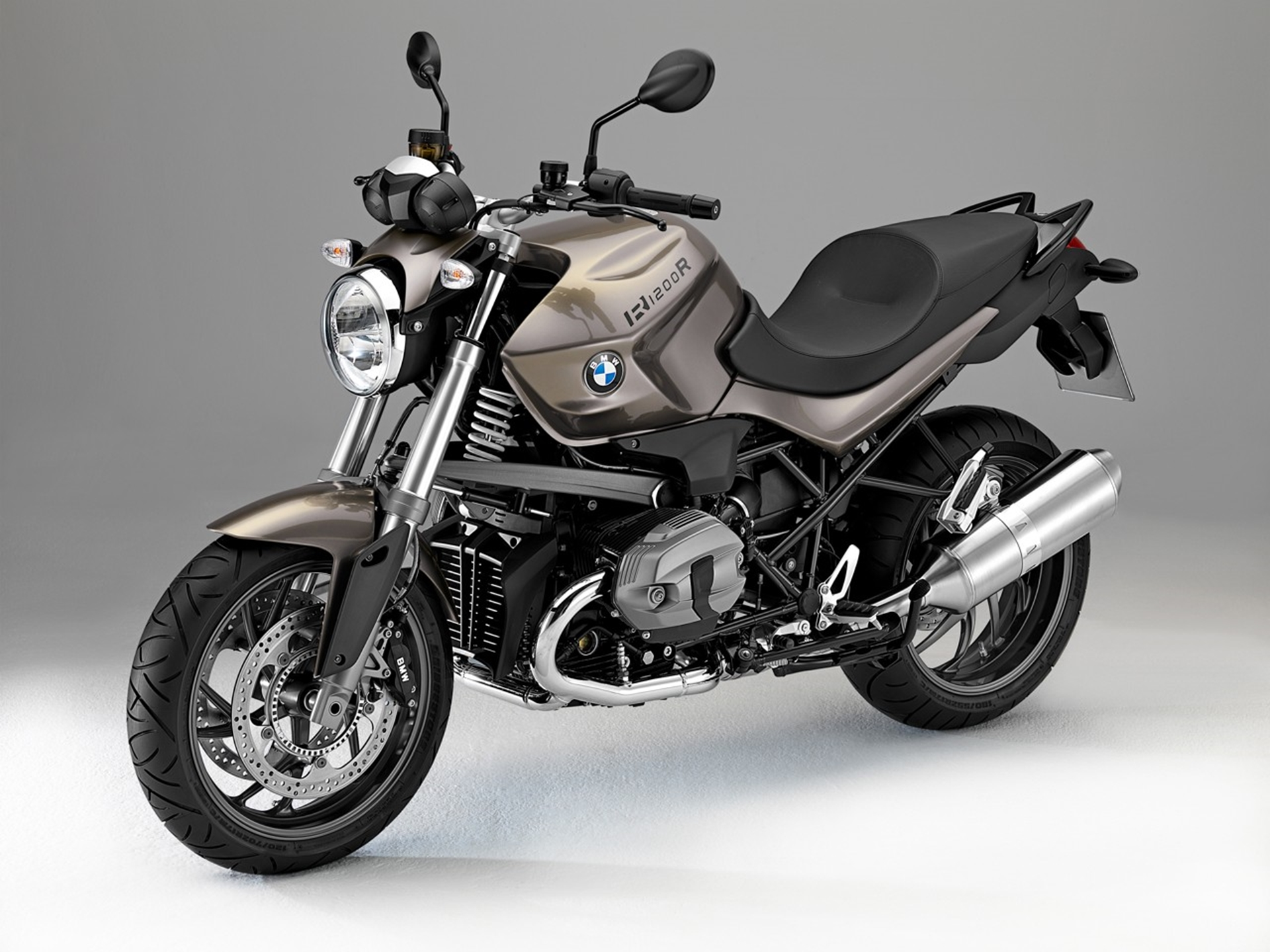 BMW Motorcycle R1200R