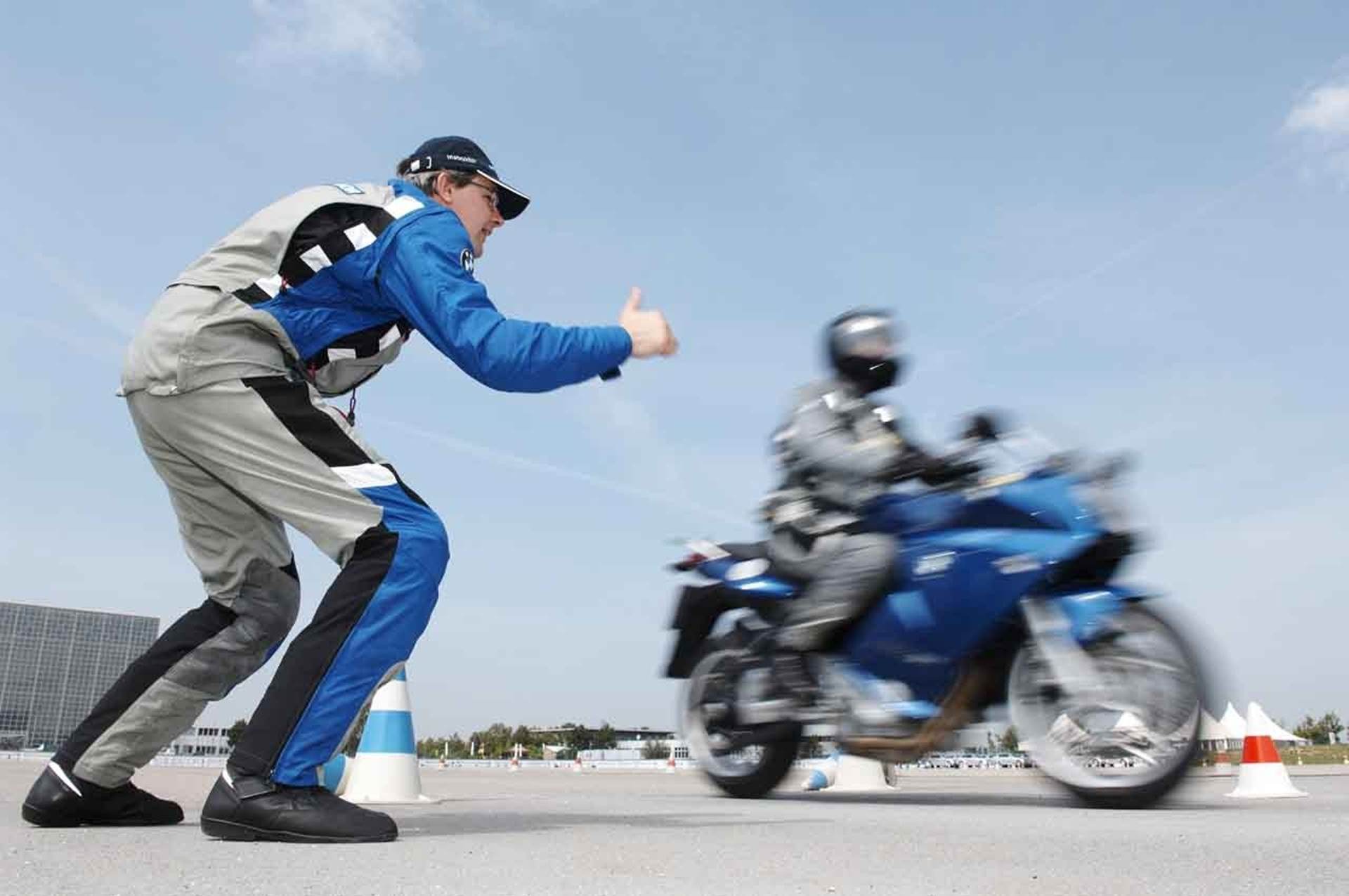 BMW Motorcycles Training