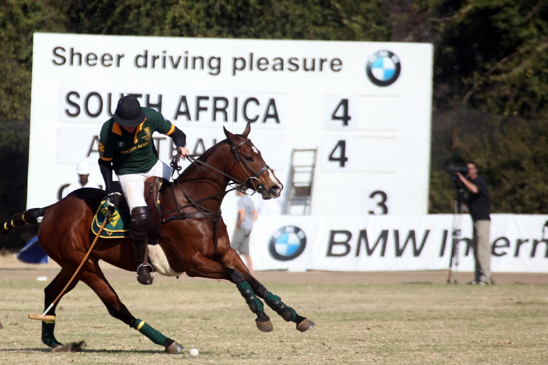 BMW International Polo Series 2012