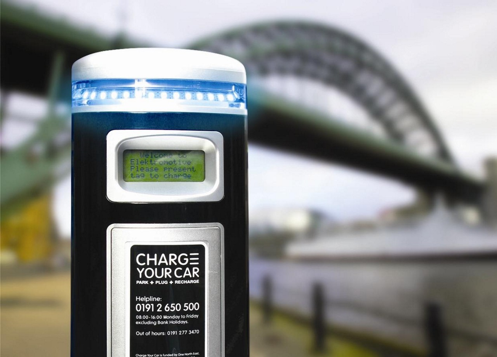 Charge Your Car