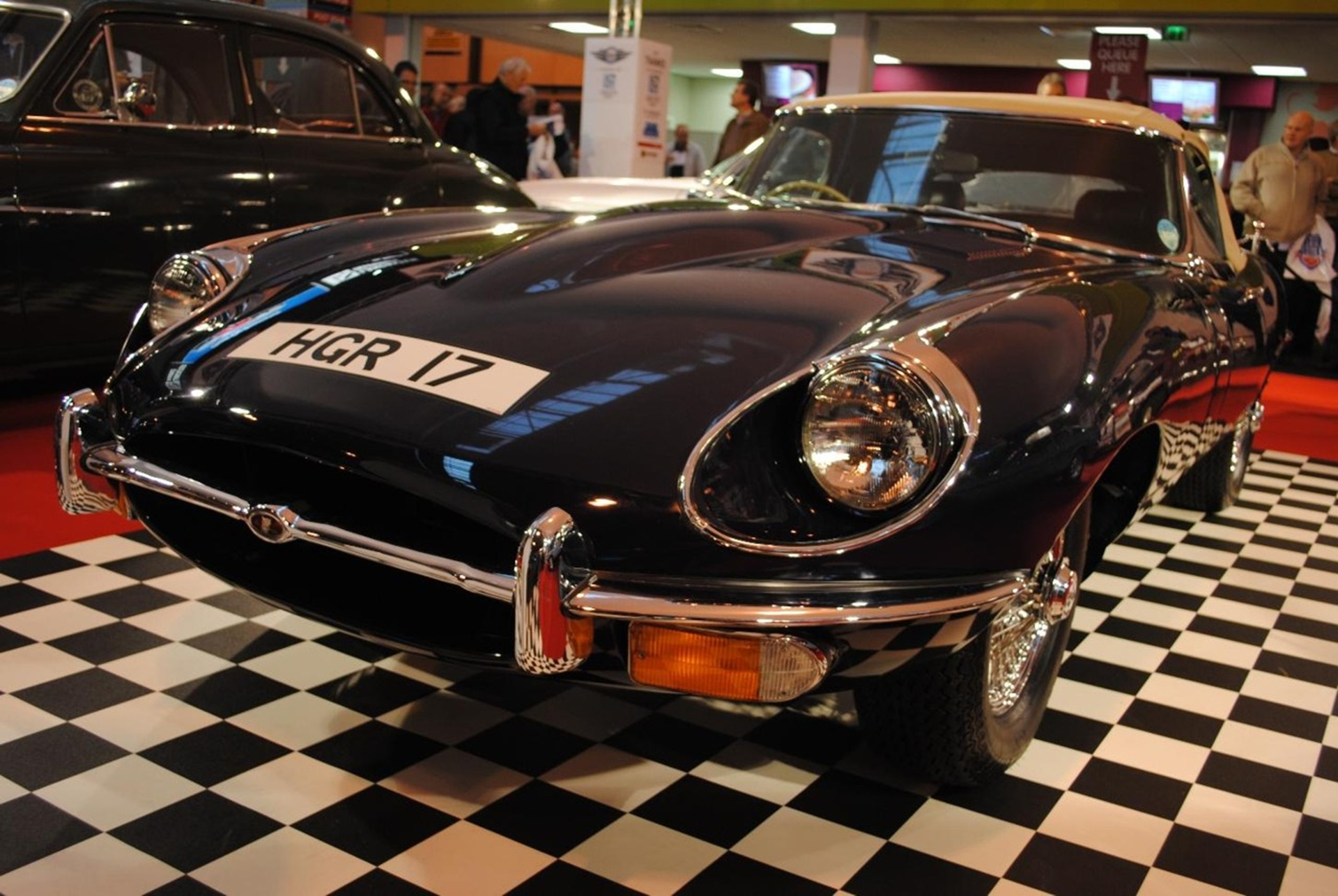 Classic Car of the Year 2011